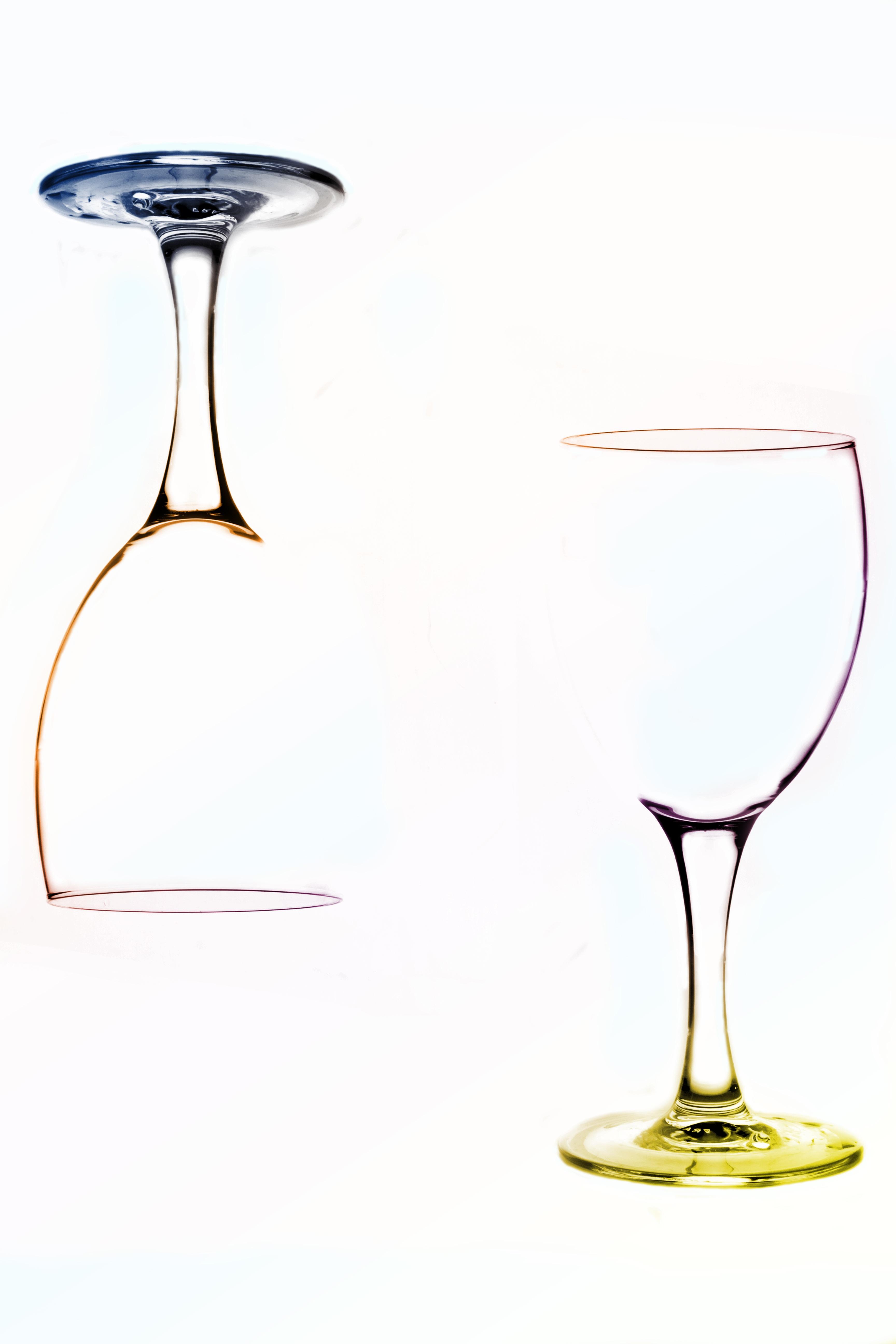 Светильник из бутылки шампанского 5