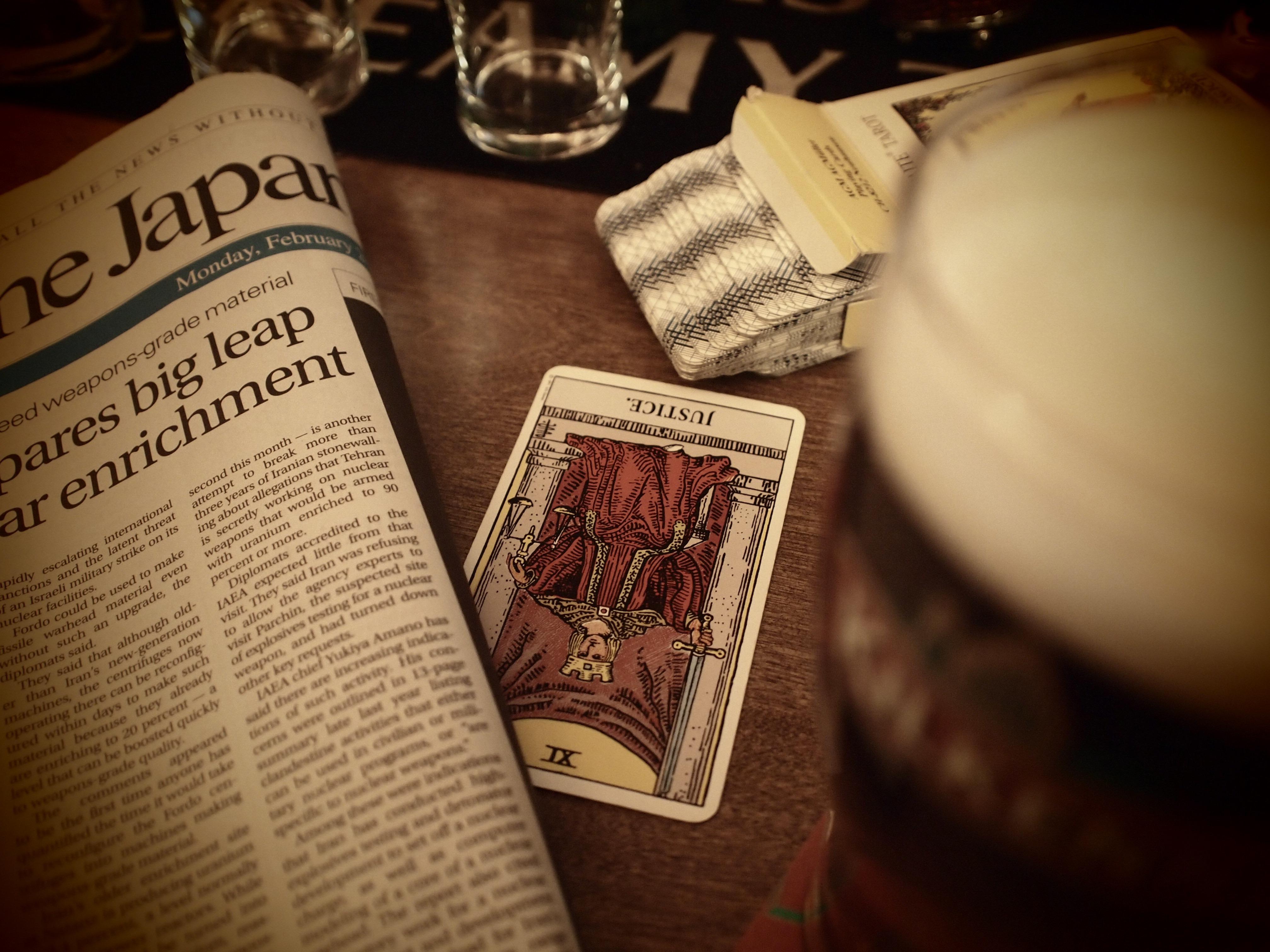 Fotos Gratis Mesa Peri Dico S Mbolo Beber Jap N Tarjeta  # Muebles Pub Irlandes