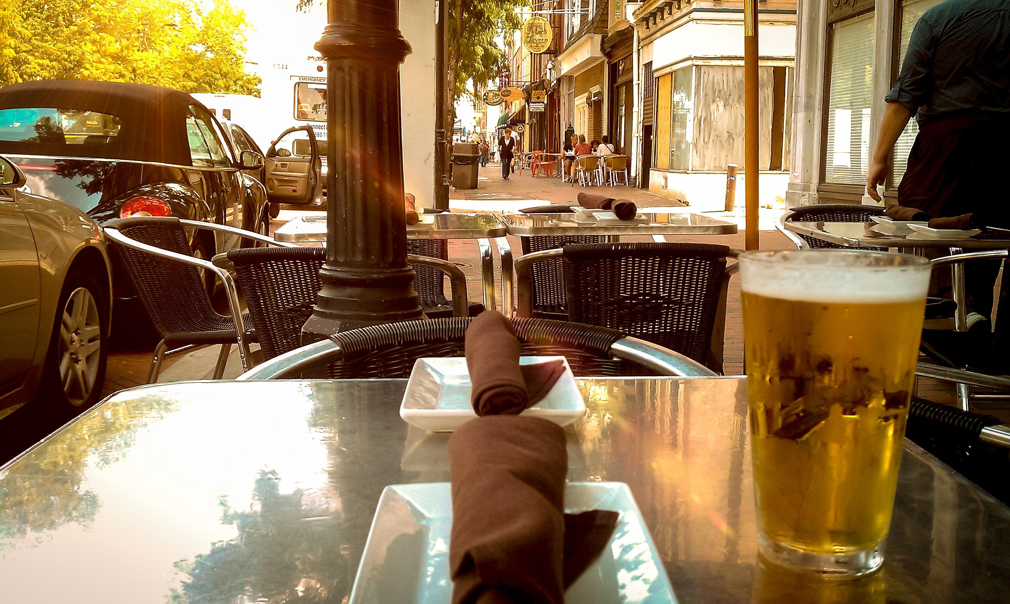 Fotos Gratis Mesa Abierto Silla Vaso Restaurante Bar  # Muebles Filadelfia