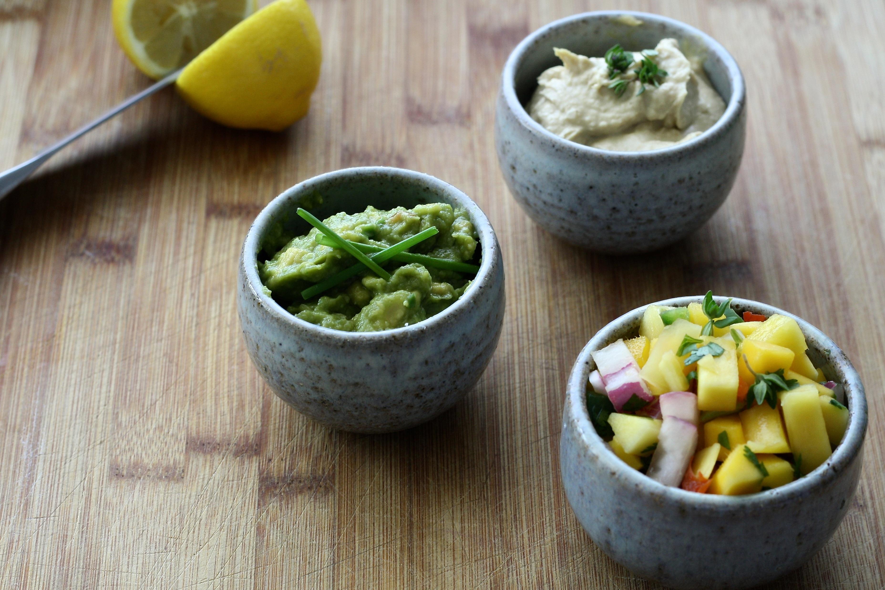 Free images table fruit restaurant dip dish meal - Green vegetarian cuisine ...
