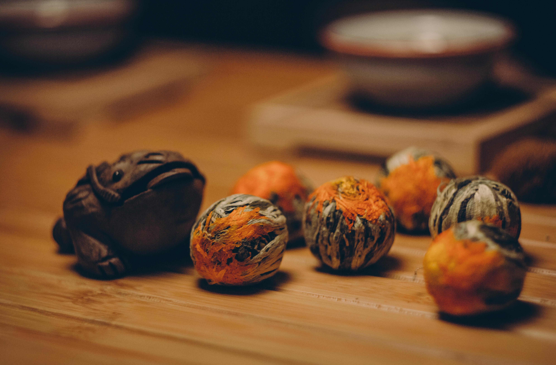 Fotos gratis : mesa, té, vaso, decoración, Produce, vegetal ...