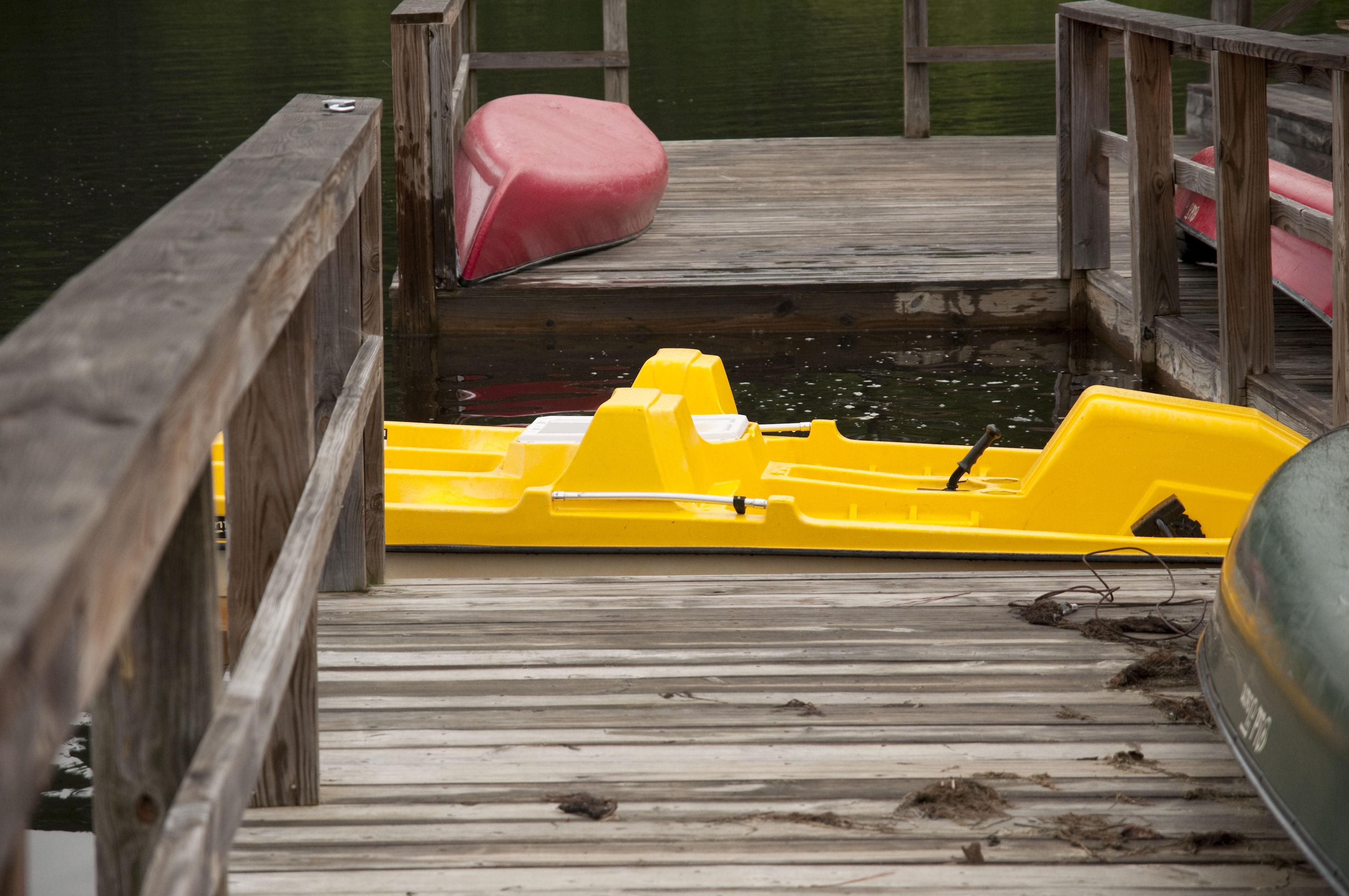 Table Water Wood Floor Lake Vehicle Furniture Kayak North Carolina Water  Sport Wooden Dock Boat Dock