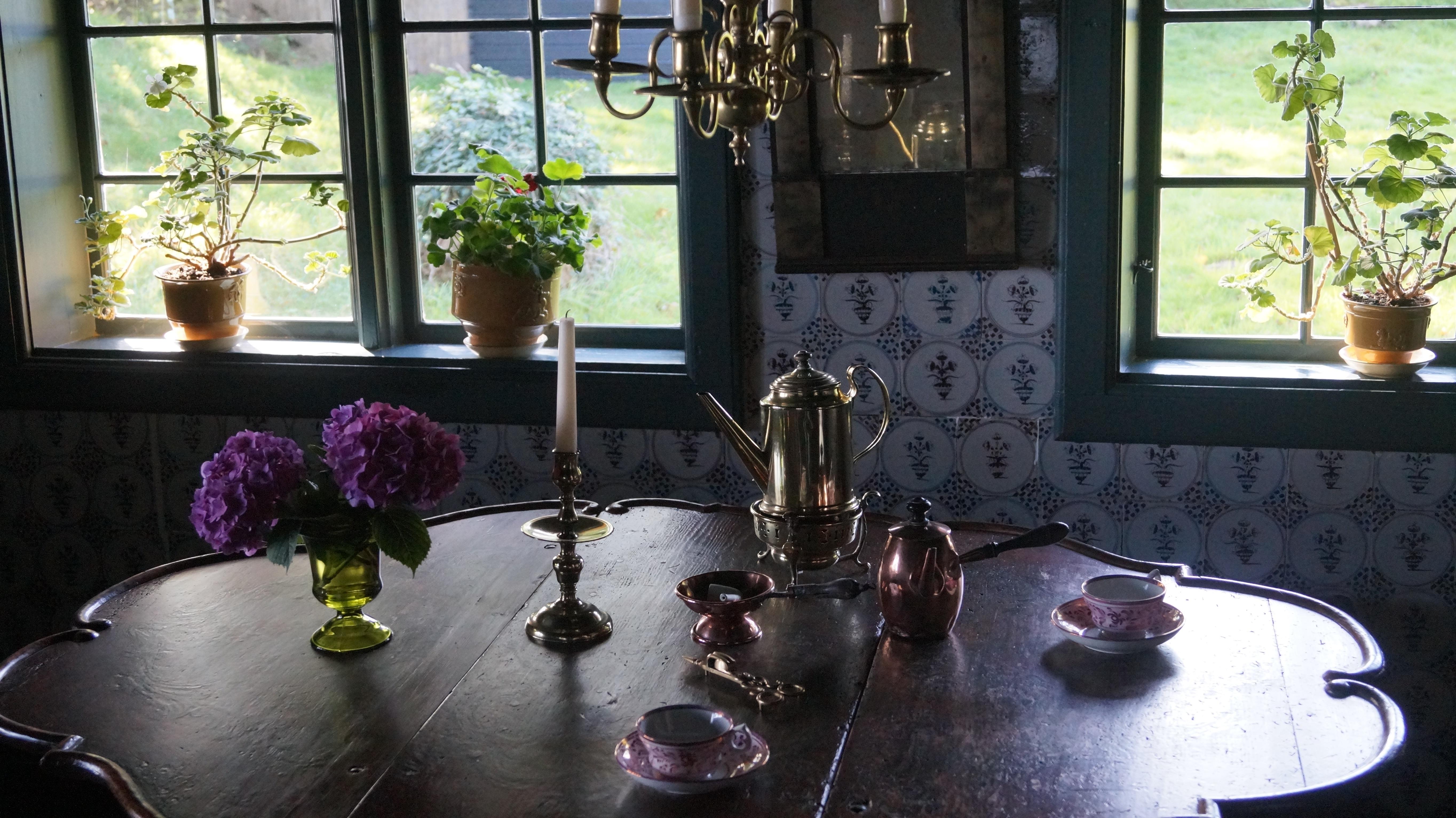 Gratis billeder : tabel, vindue, glas, restaurant, hjem, måltid ...