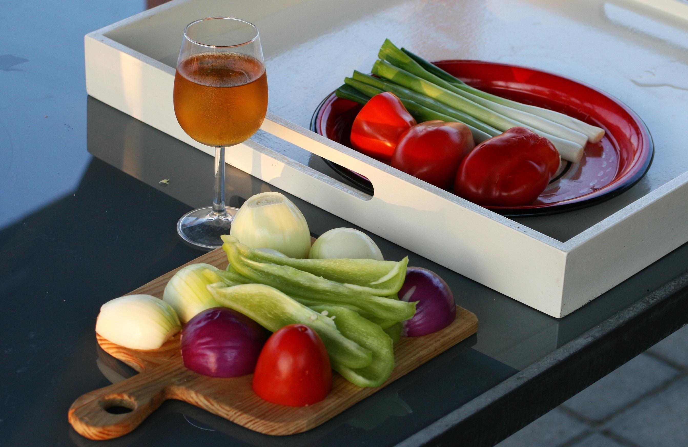 fotos mesa plato comida pimienta cocina produce