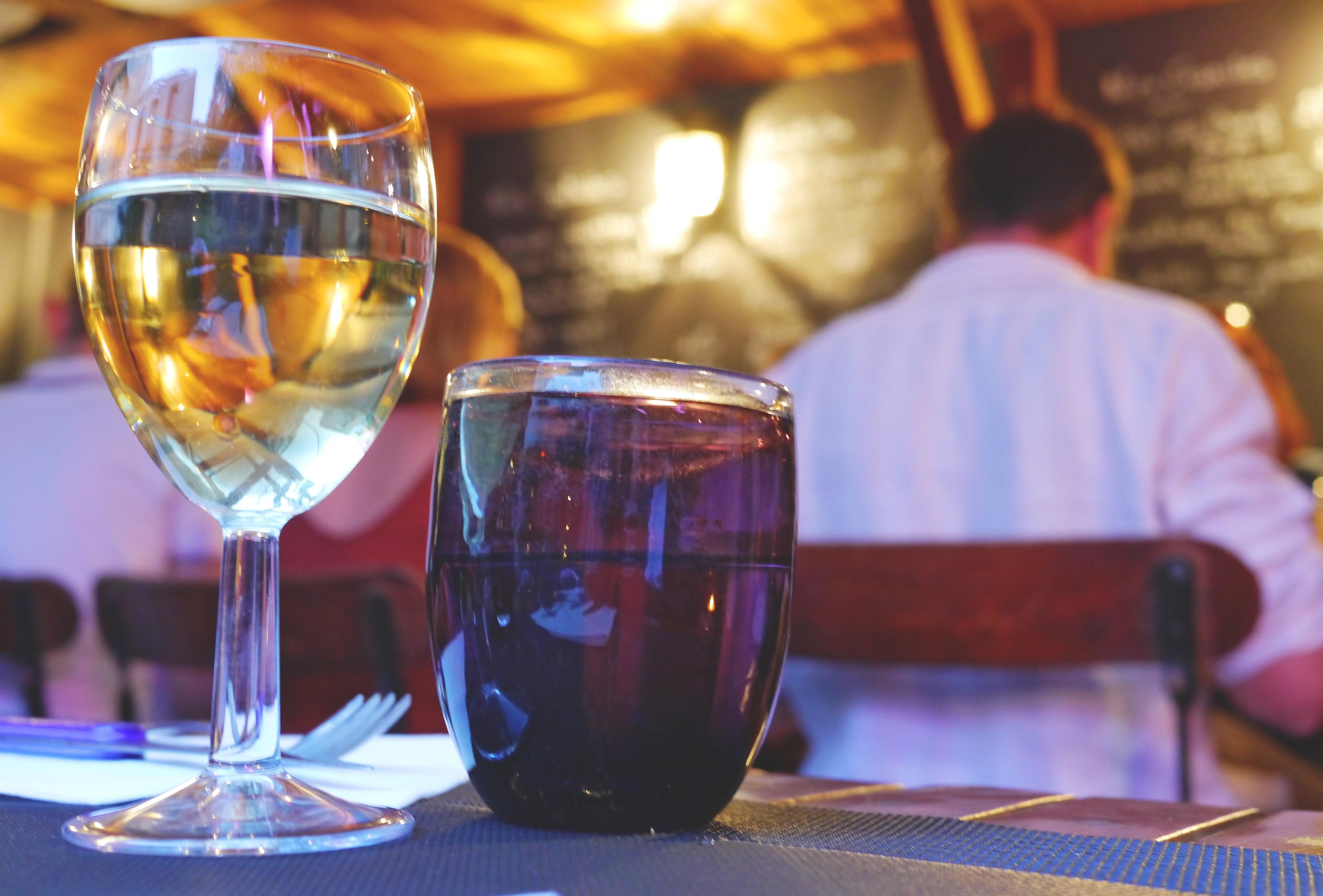 verre a vin restaurant