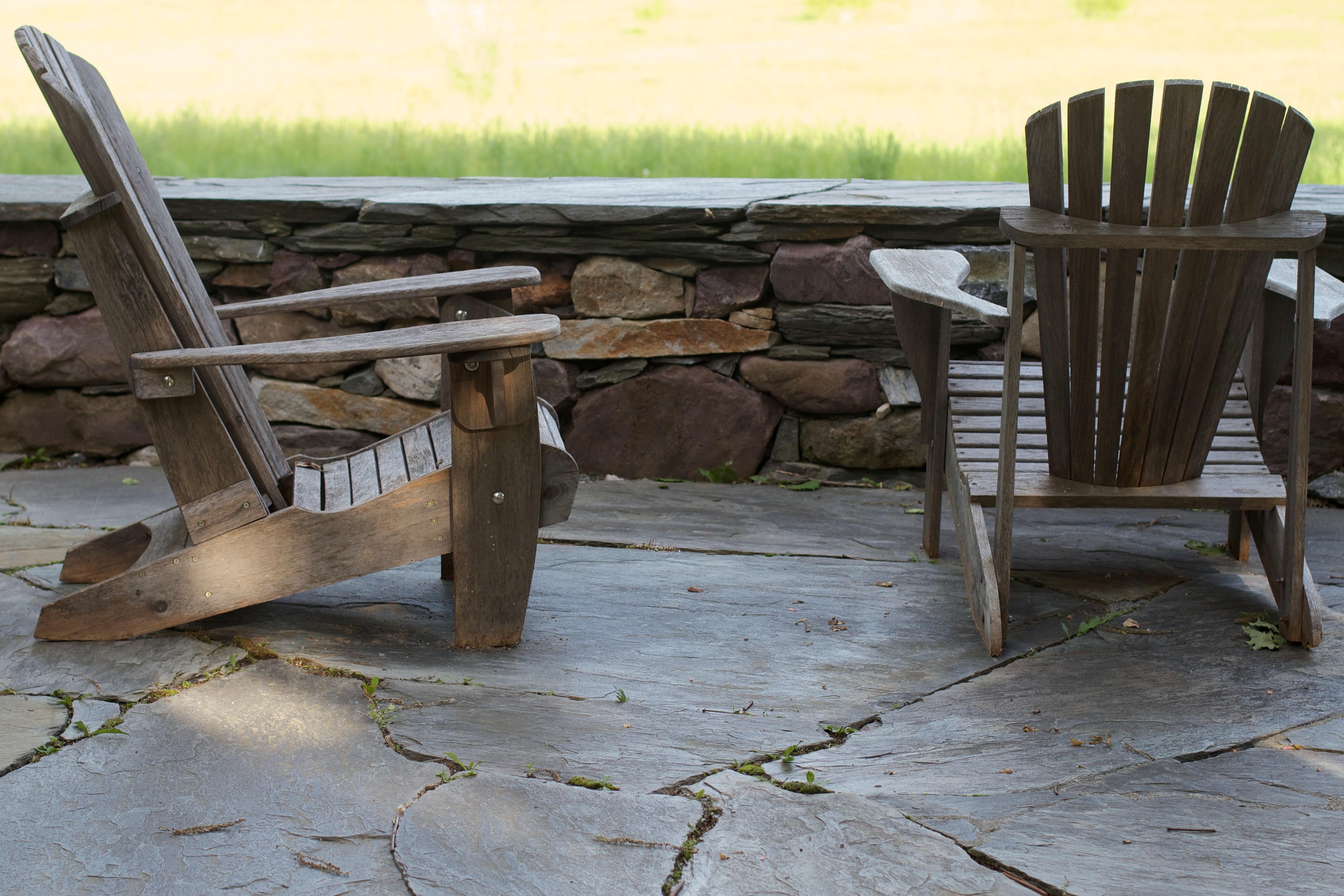 исландцы картинка скамейка из дерева чертой