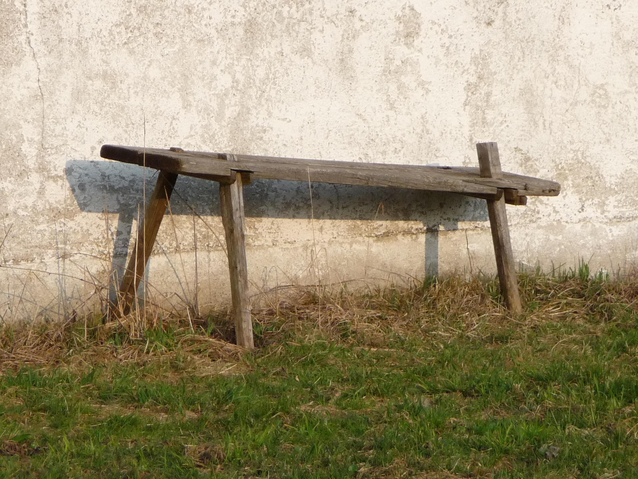 Houten Tafel En Bank.Gratis Afbeeldingen Tafel Hout Farm Stoel Het Denken
