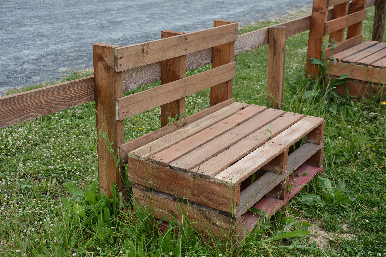 Fotos gratis : mesa, madera, banco, descanso, mueble, agricultura ...