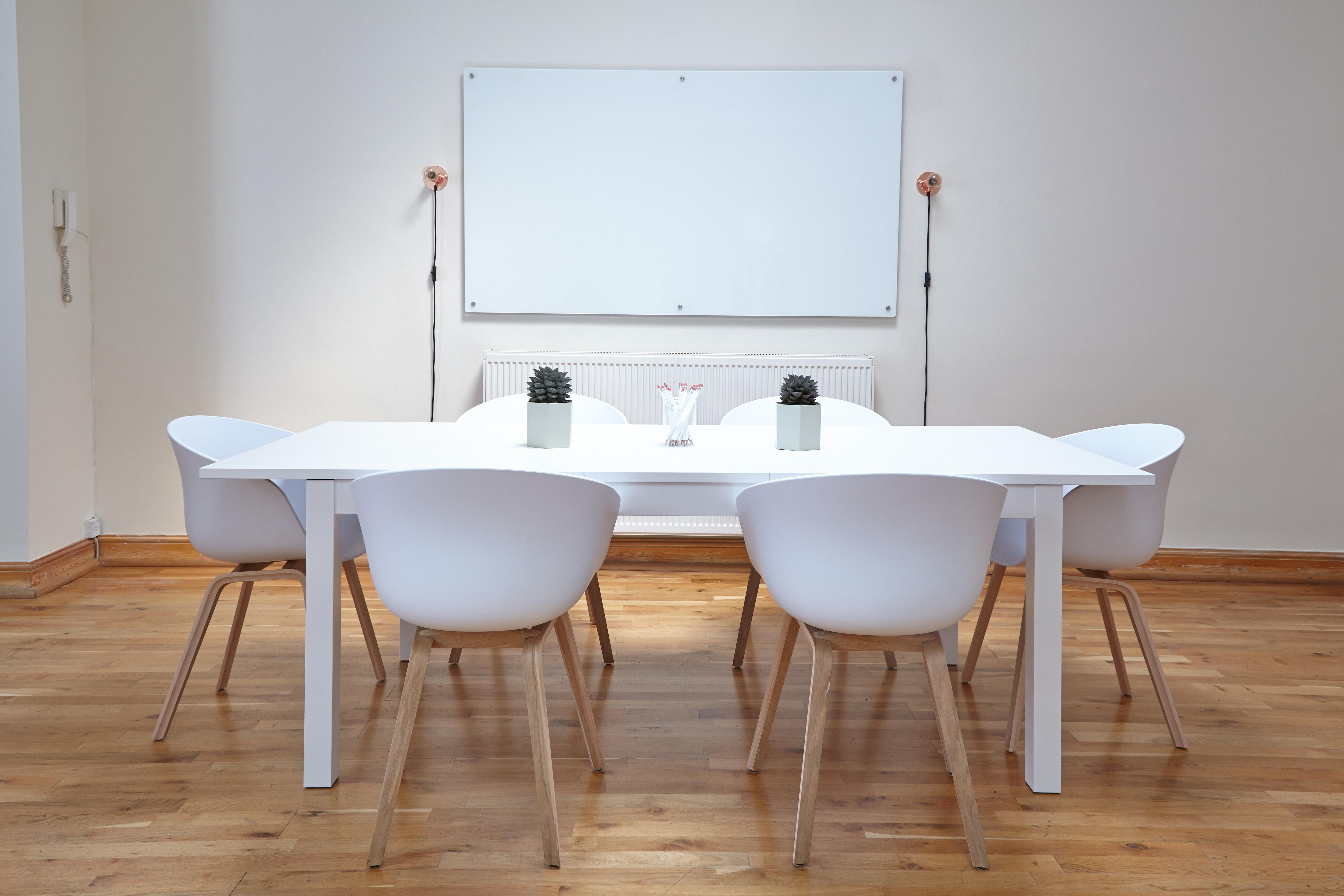 Table Wood Chair Floor Sink Furniture Room Work Space Office Meeting Interior Design