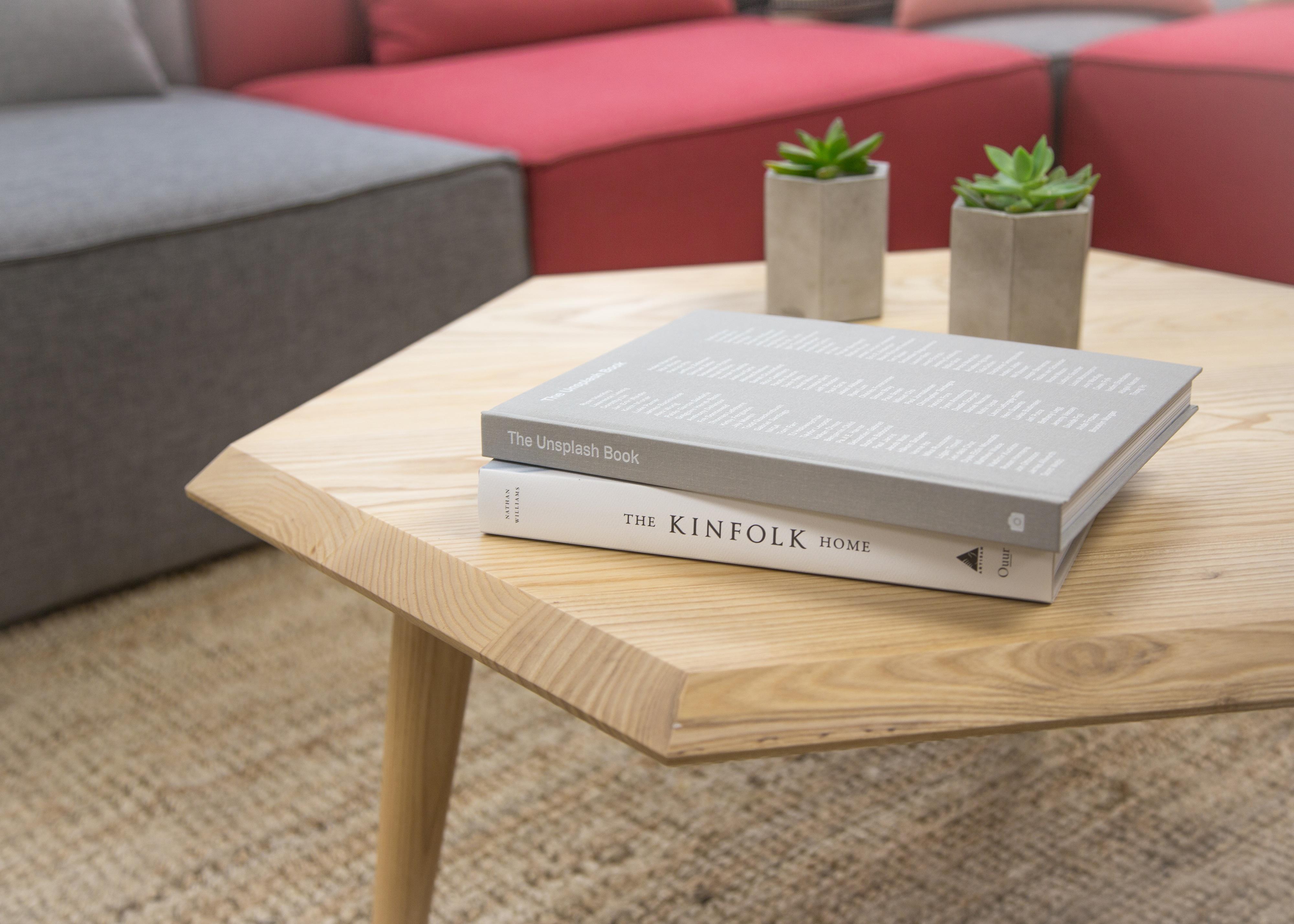 Free wood floor living room furniture coffee table