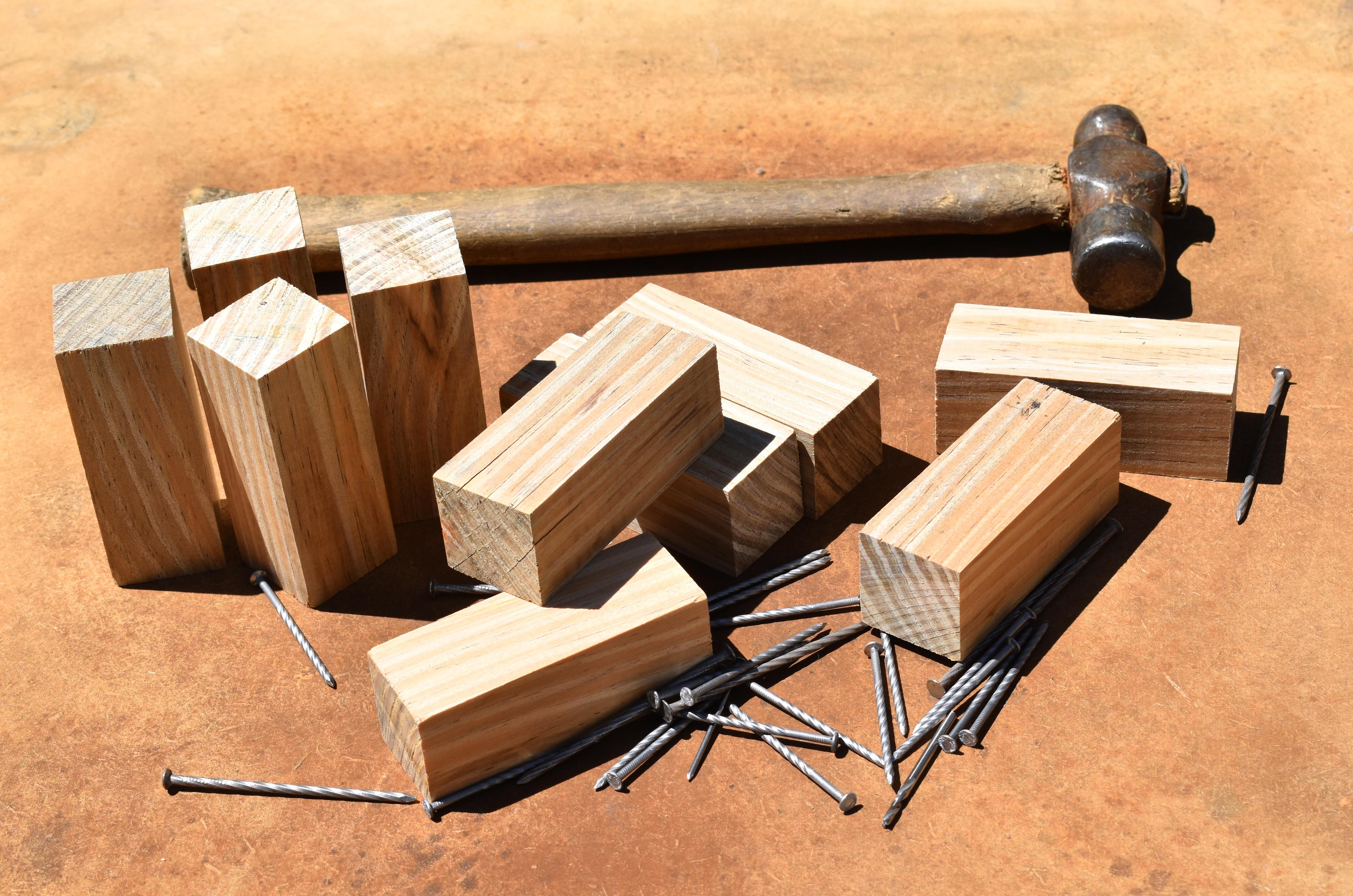 Kostenlose Foto Tabelle Holz Hammer Möbel Produkt Kunst