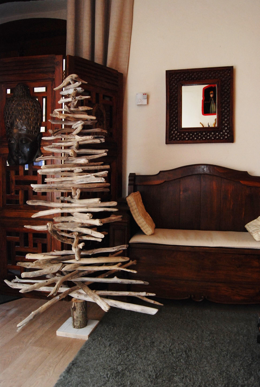 Meja Kayu Rumah Kursi Lantai Ruang Keluarga Mebel R Desain Interior Dekorasi Natal