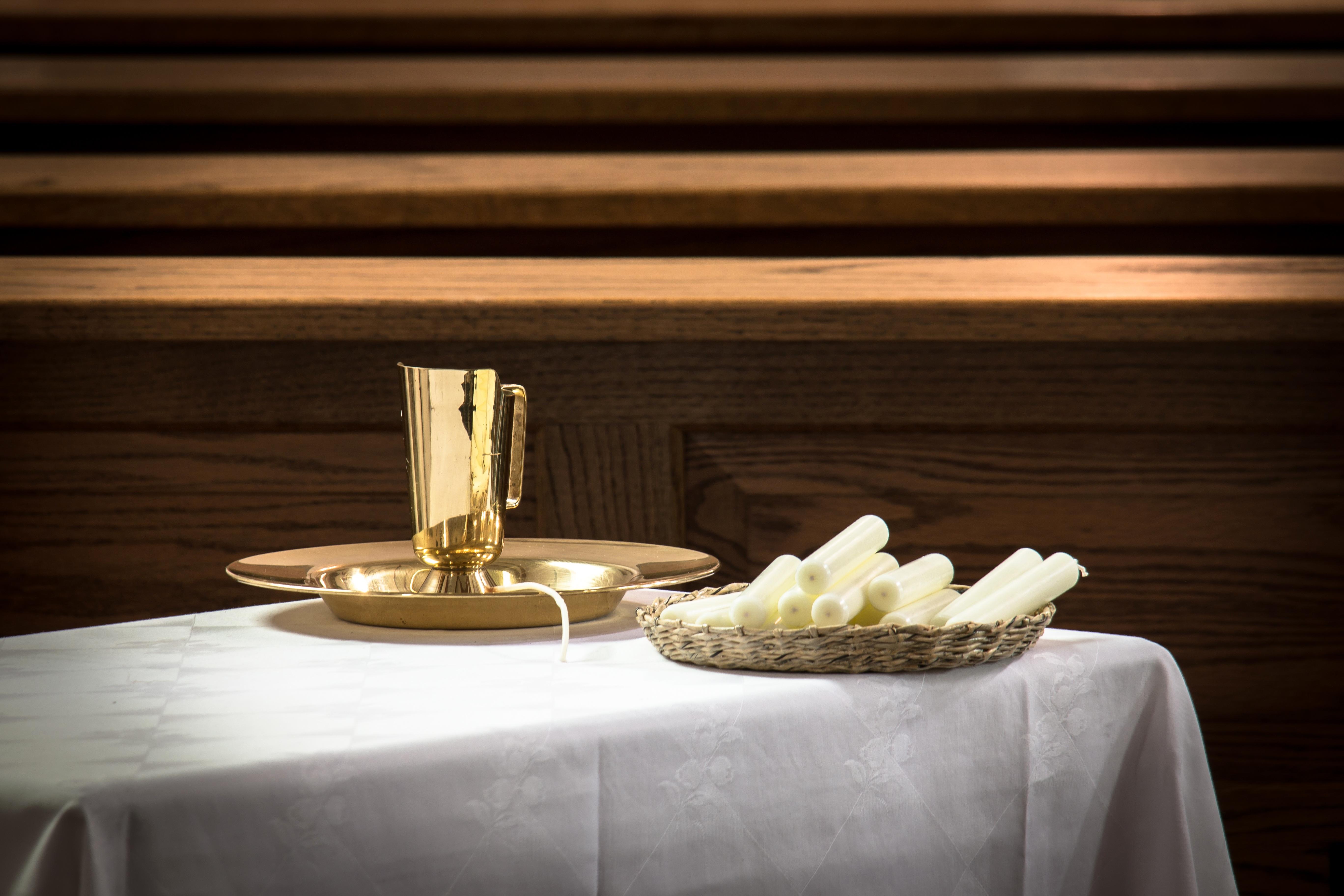 Fotos Gratis Mesa Madera Restaurante Maceta Comida Dorado  # Muebles Dorados