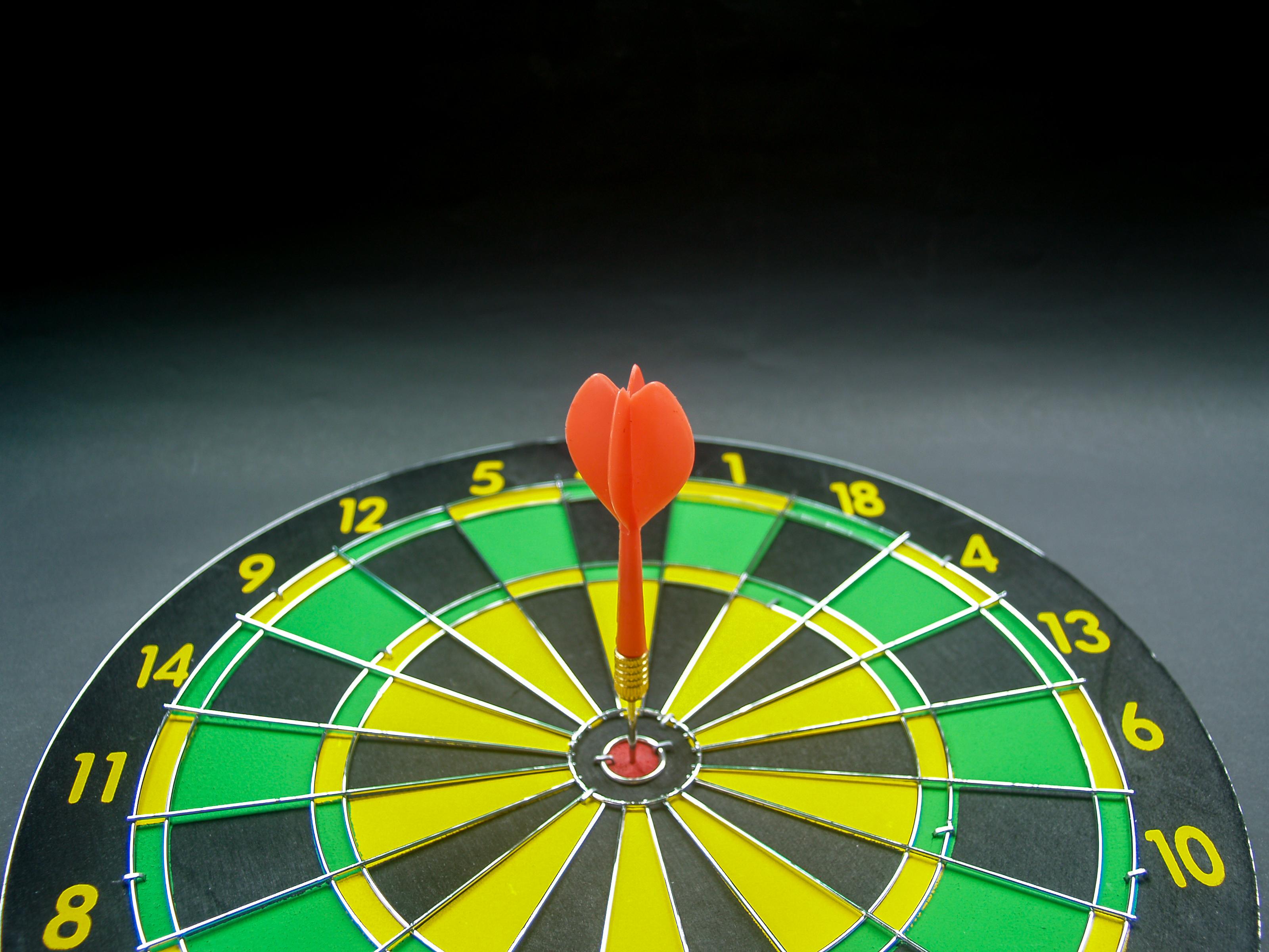 Hình Ảnh : Mục Tiêu, Dartboard, Bảng, Đâm, Trò Chơi, Trung Tâm, Môn Thể  Thao, Cuộc Thi, Tính Chính Xác, Mục Tiêu, Chính Xác, Mục Đích, Sự Thành  Công, ...