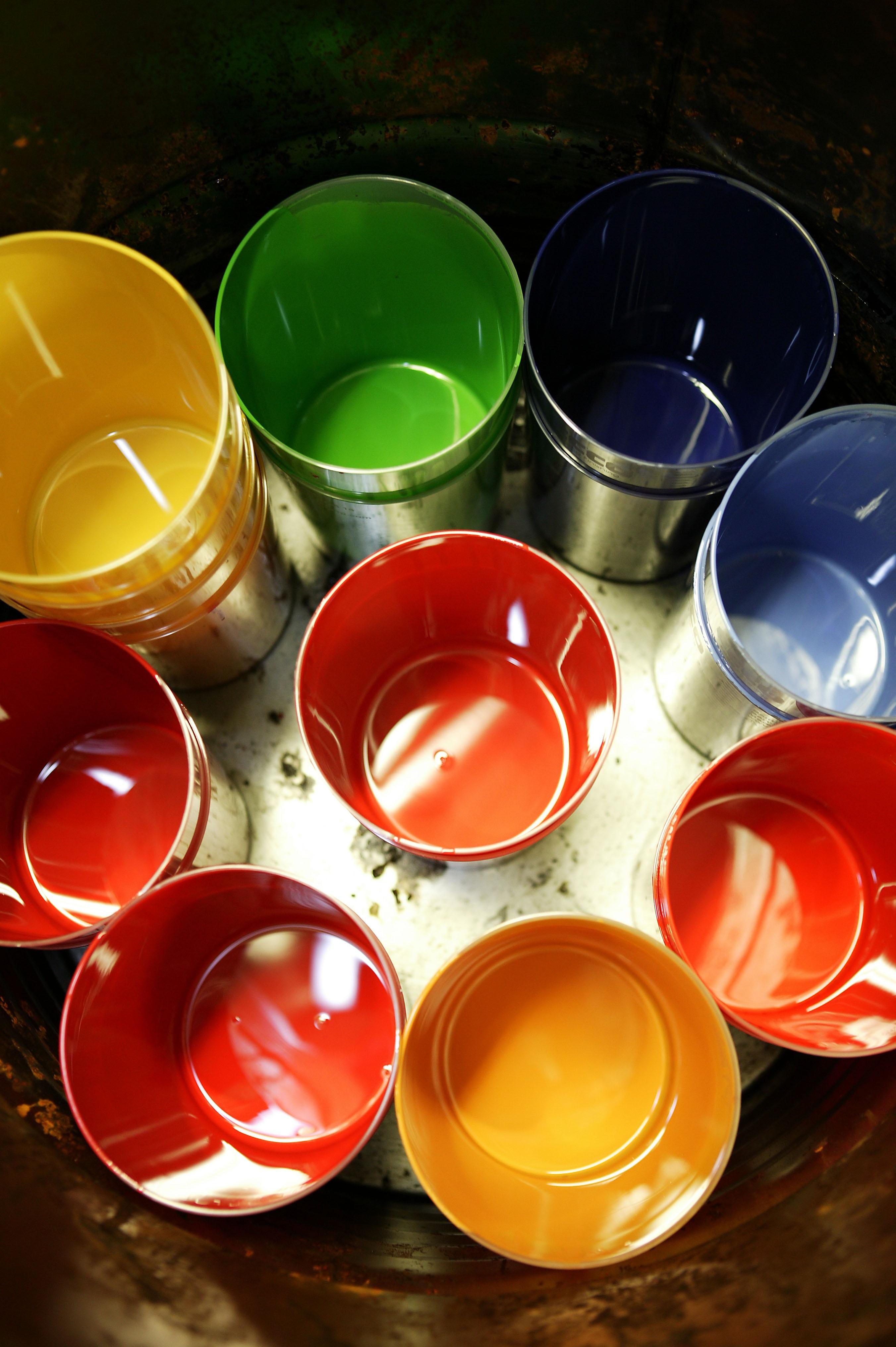 Fotoğraf çay Bardak Gıda Kırmızı Renk Seramik Boya