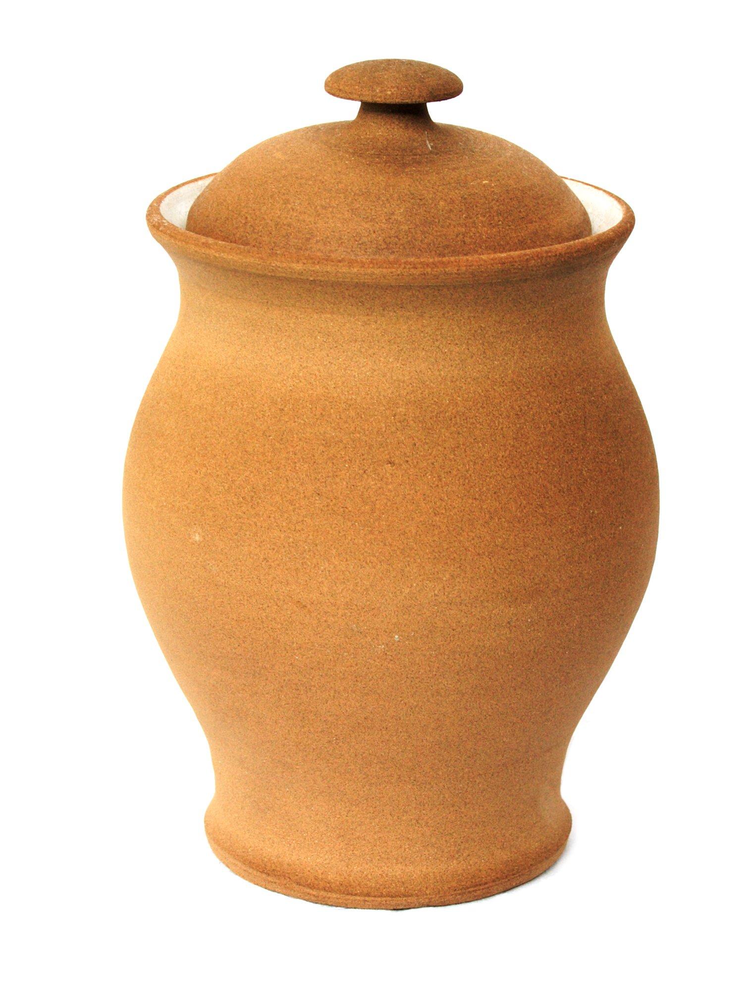 Gambar Teko Botol Keramik Barang Tembikar Bahan