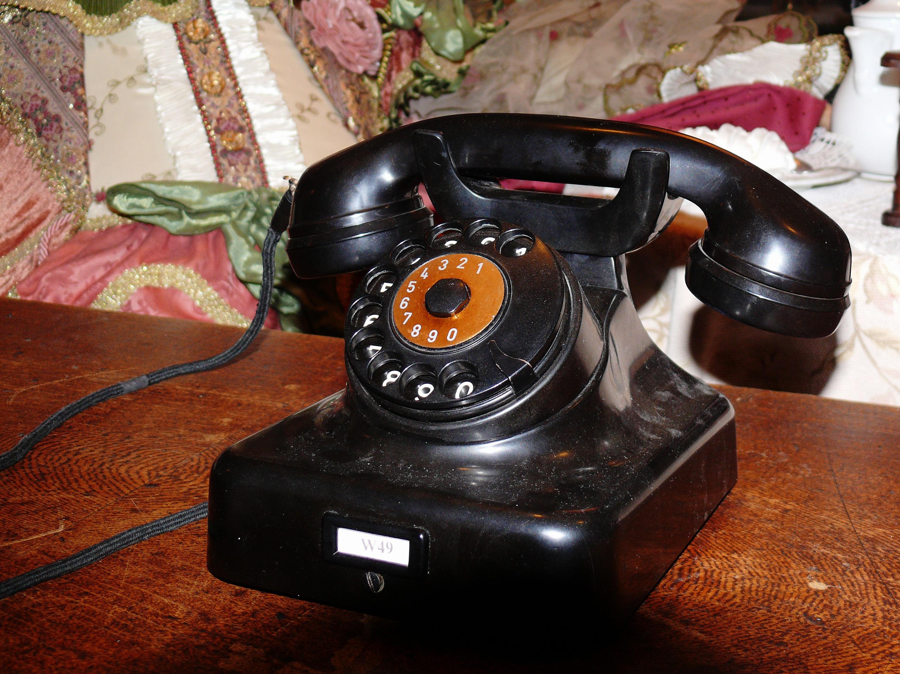 antyczne połączenie telefoniczne najlepsze codzienne randki uk