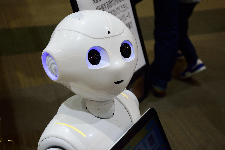Công nghệ máy móc Nhật Bản Đồ chơi tương lai tiếng Nhật Tượng nhỏ Robot Robot