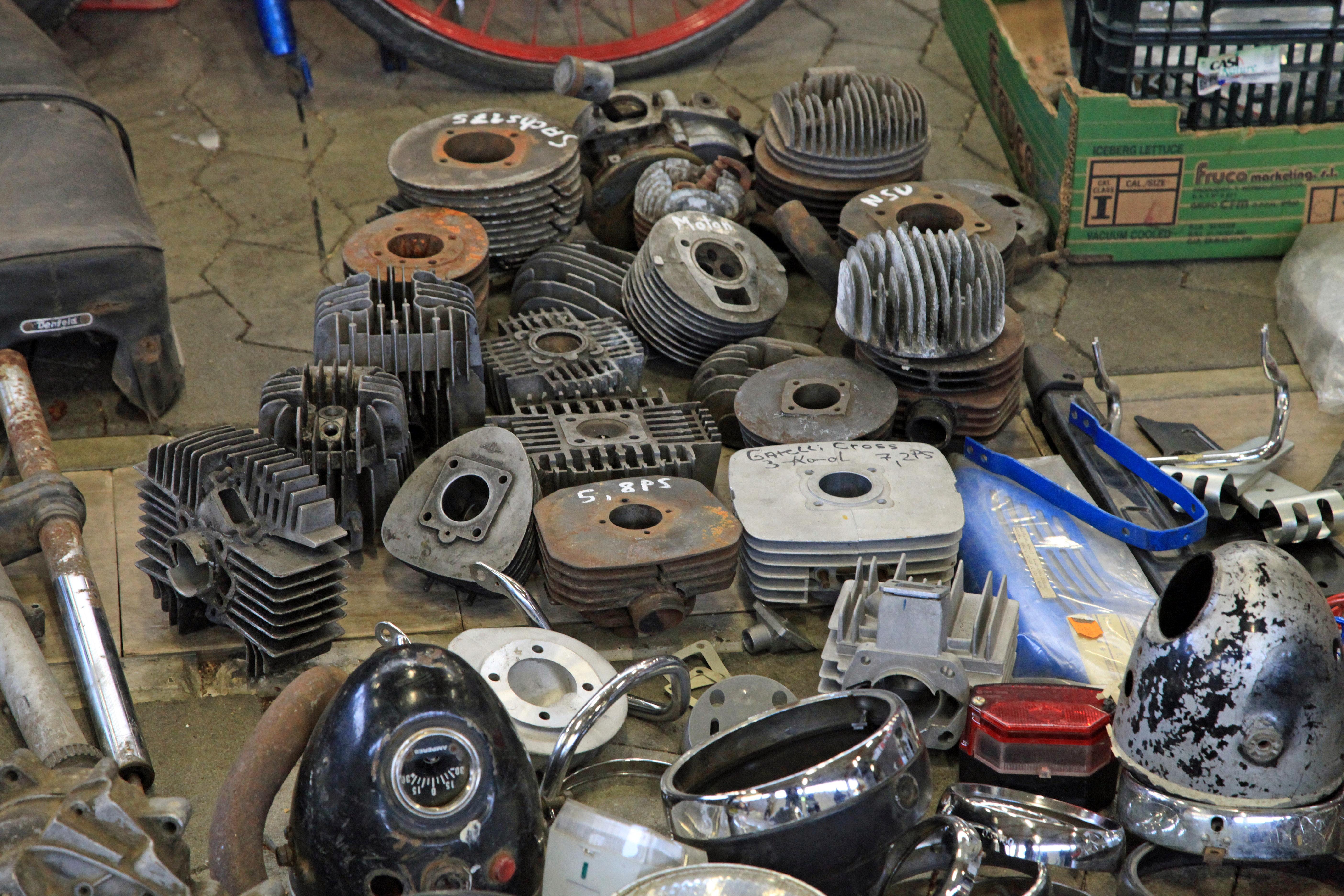 Free Images : technology, repair, vehicle, motorcycle, metal, engine ...