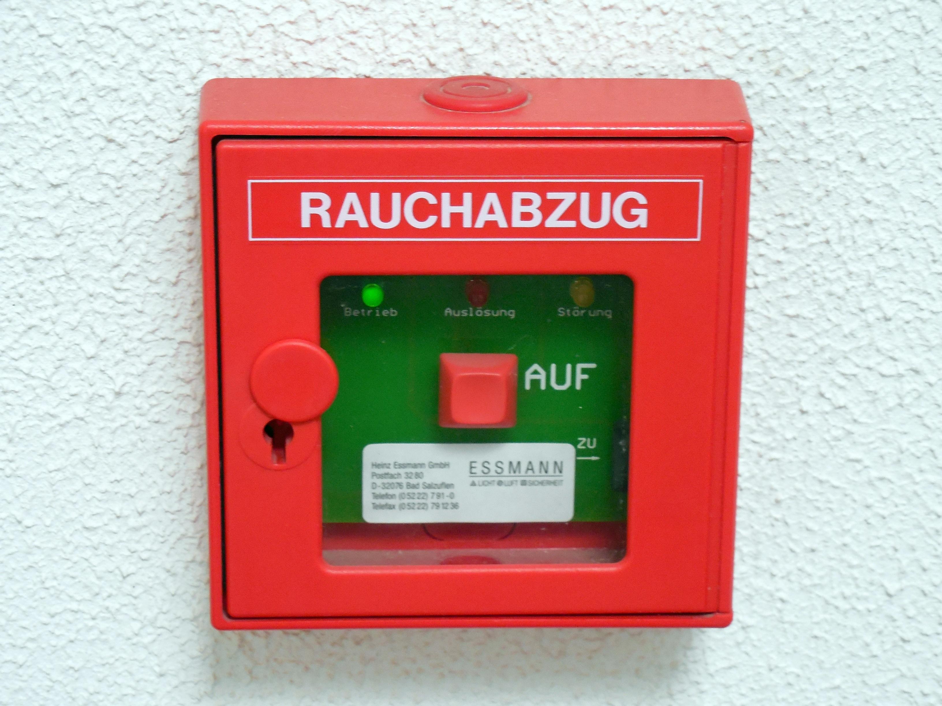alarme incendie 91