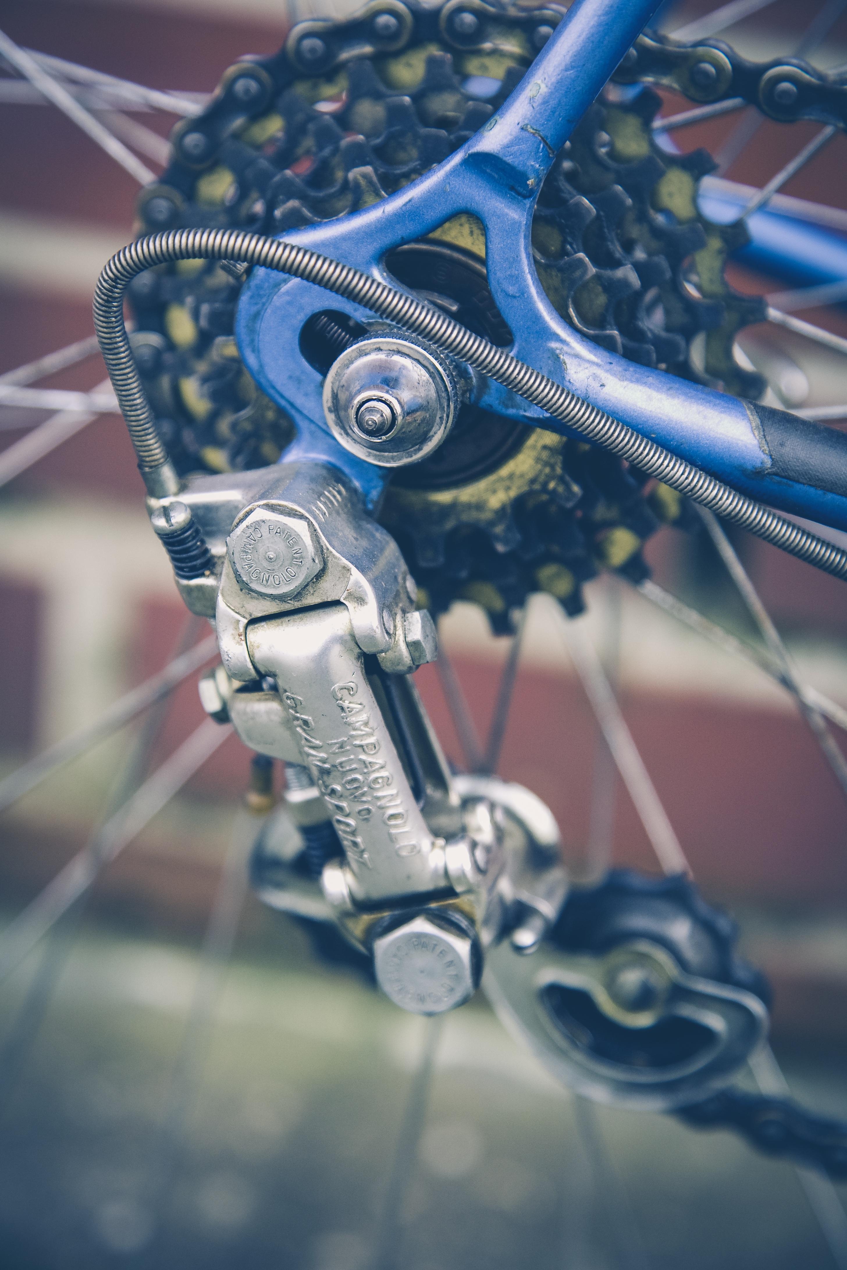 Kostenlose foto : Technologie, Jahrgang, Retro, Kette, Fahrrad ...