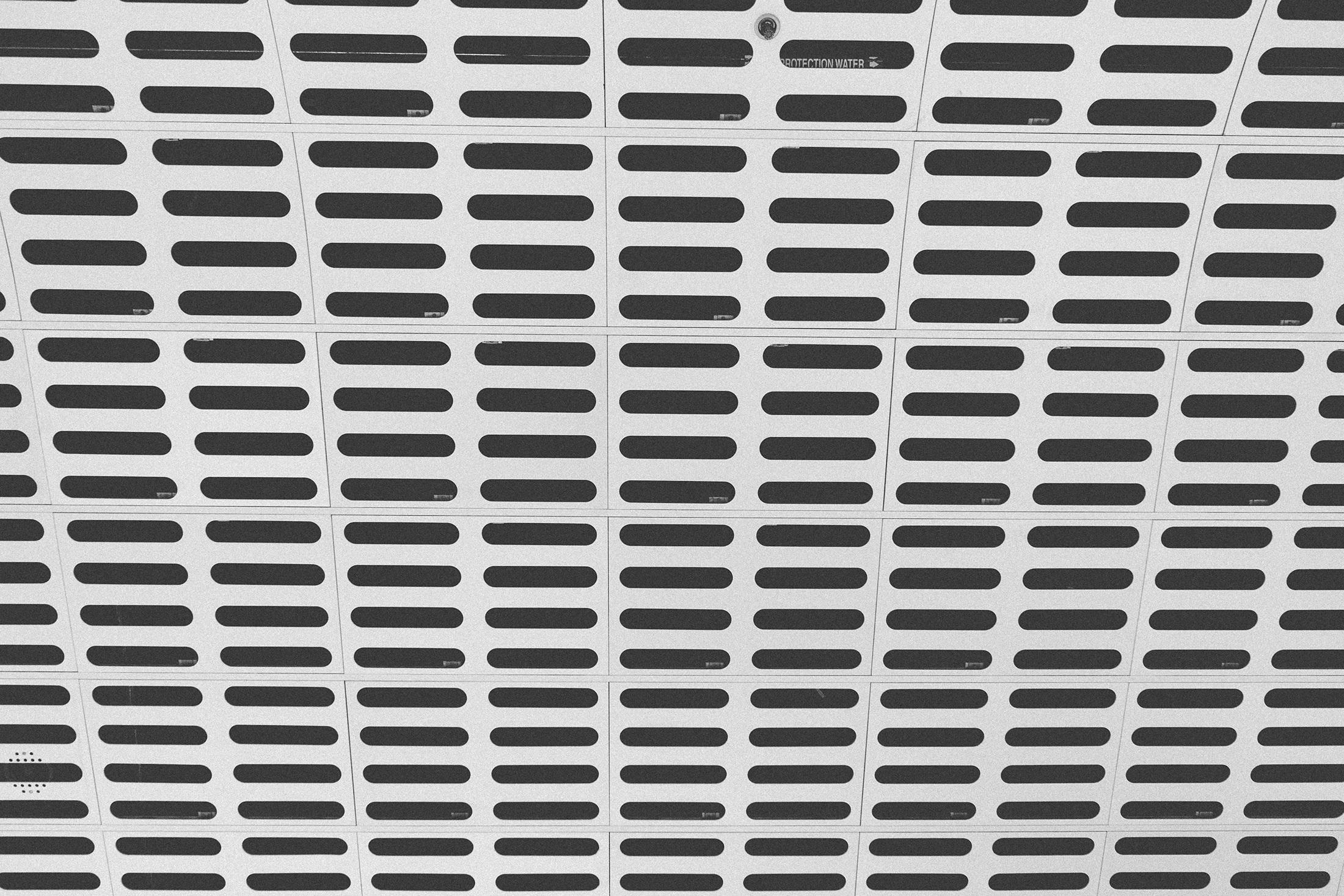 Free Images texture floor ceiling pattern line metal