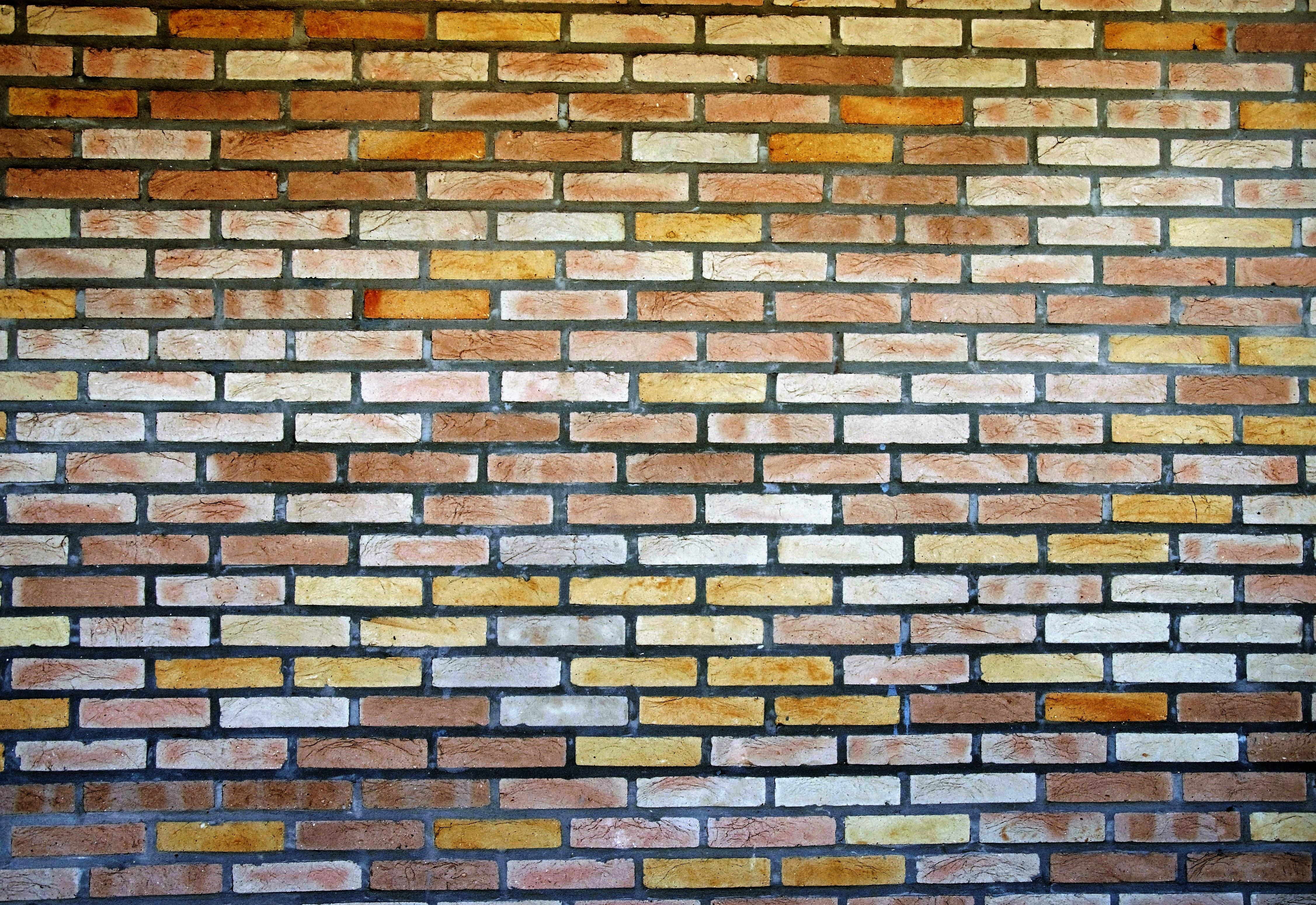 Fotos gratis textura piso pared de piedra material - Ladrillos para pared ...