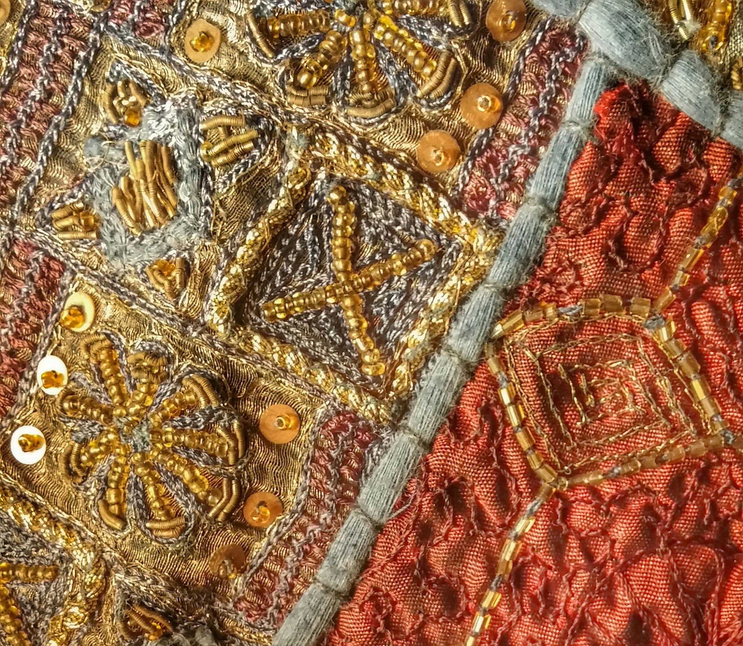 Kostenlose foto : Textur, Orange, Muster, Kunst, ethnisch, Stoff ...