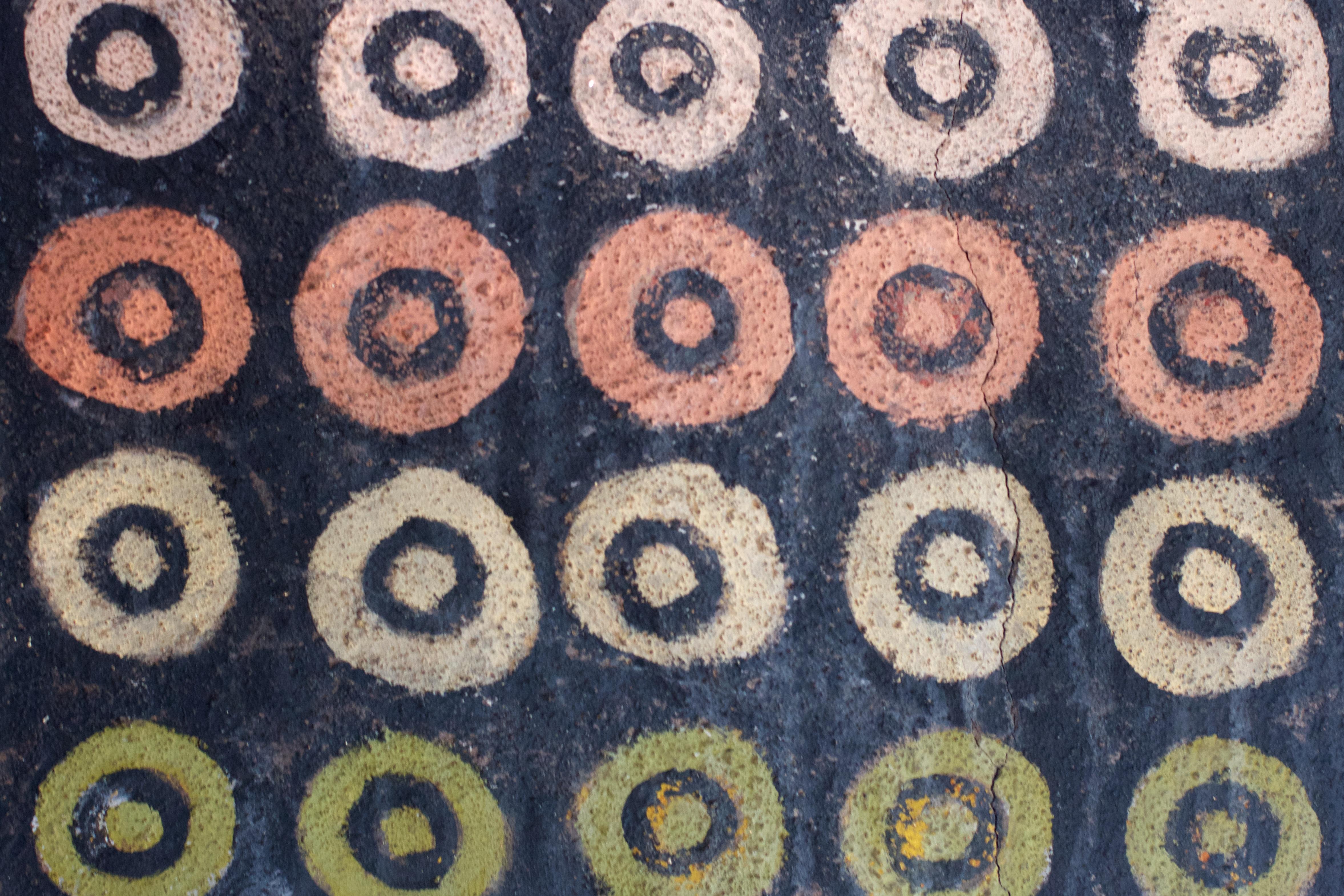 Kostenlose foto : Textur, Muster, Kreis, Textil-, Kunst, Entwurf ...