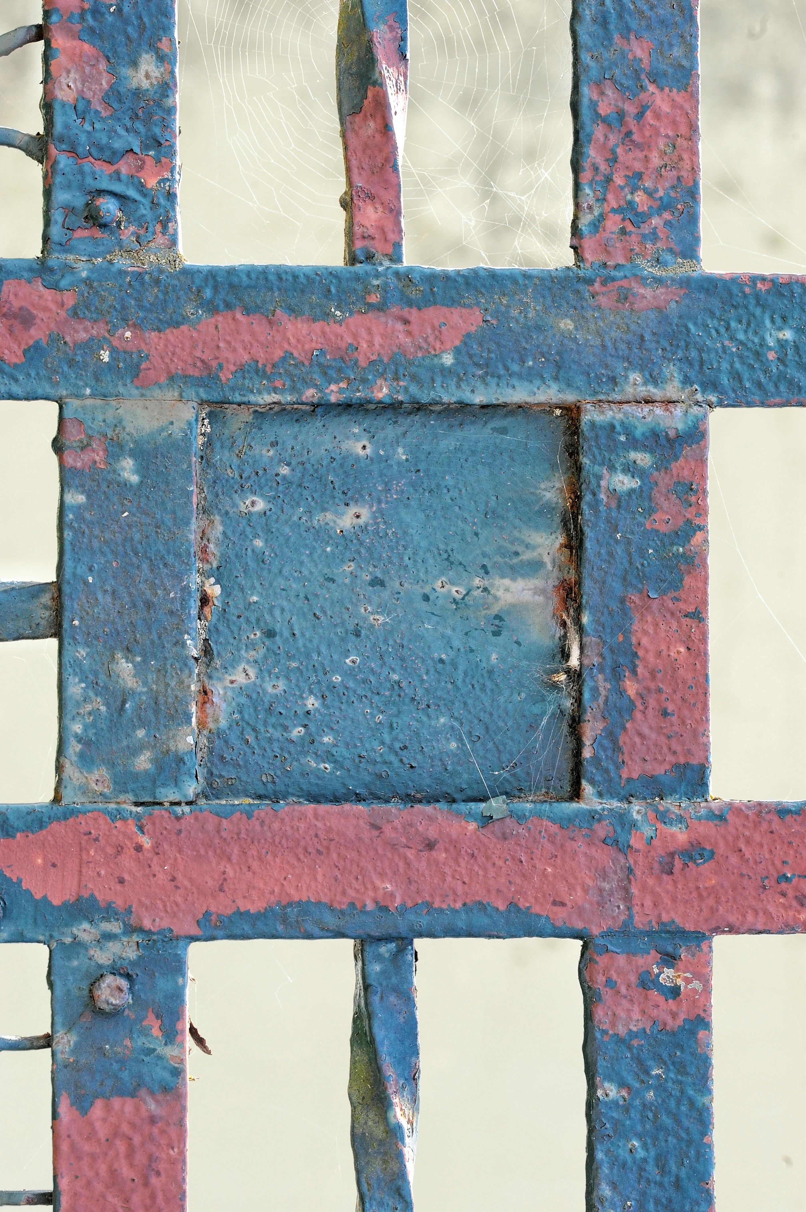 무료 이미지 : 조직, 벽, 녹, 무늬, 빨간, 색깔, 페인트, 푸른, 자료 ...