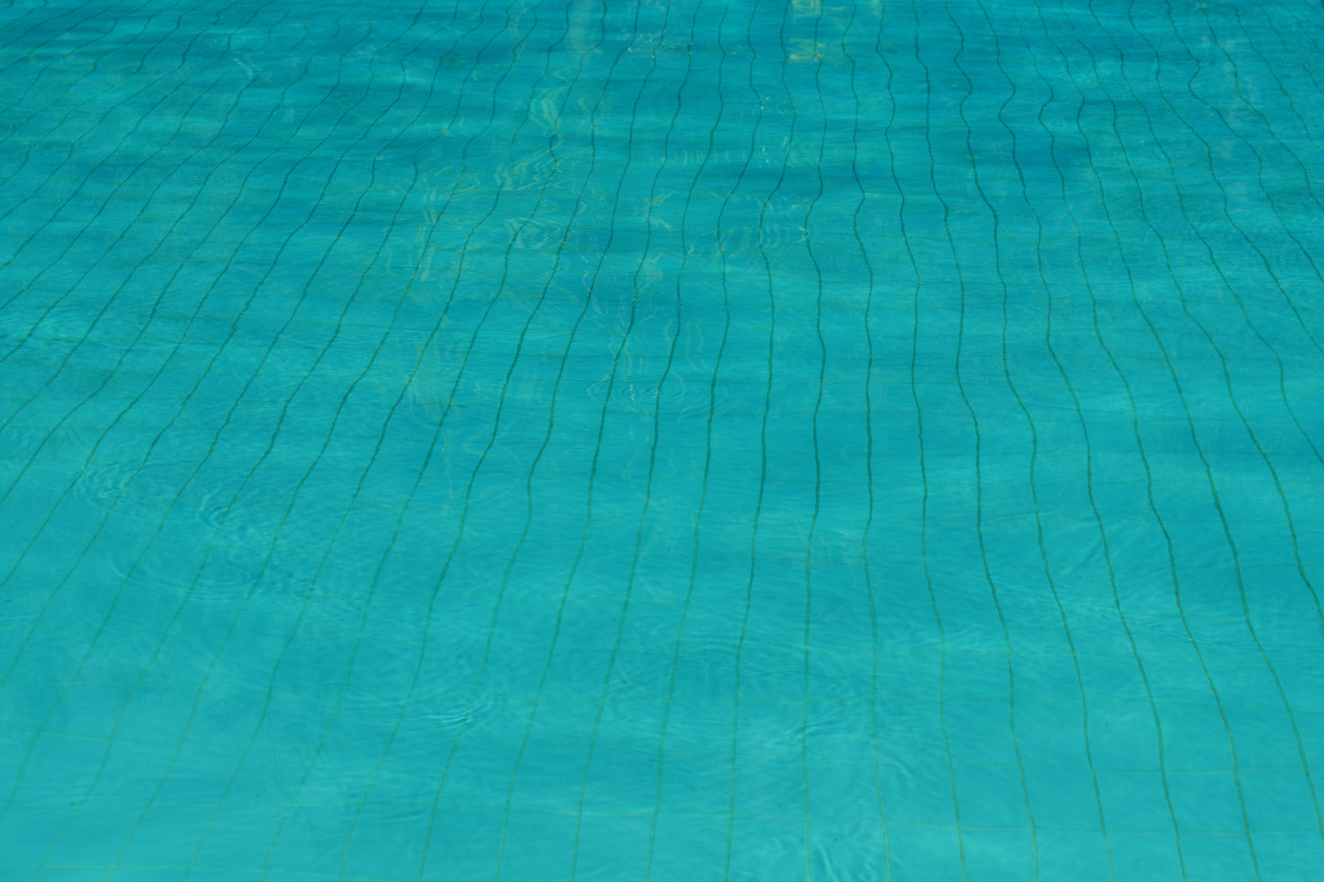 Immagini belle : struttura onda pavimento linea verde piscina