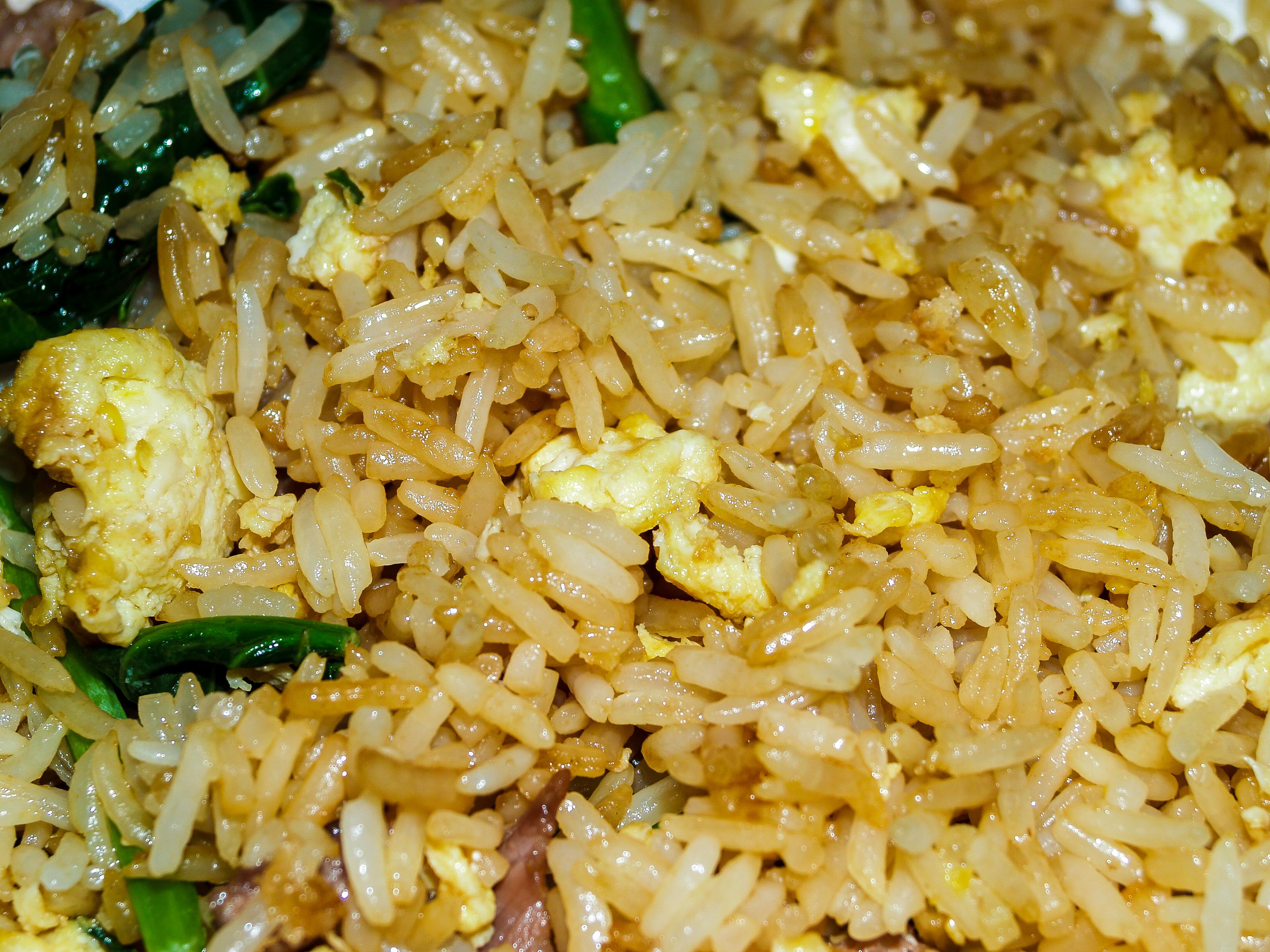 Minestra di riso e coratella