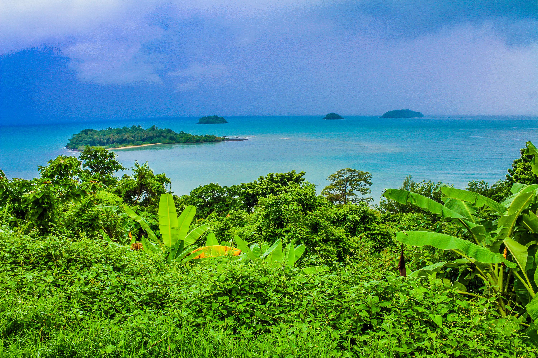 Gratis Afbeeldingen Thailand Natuur Tropisch Zee