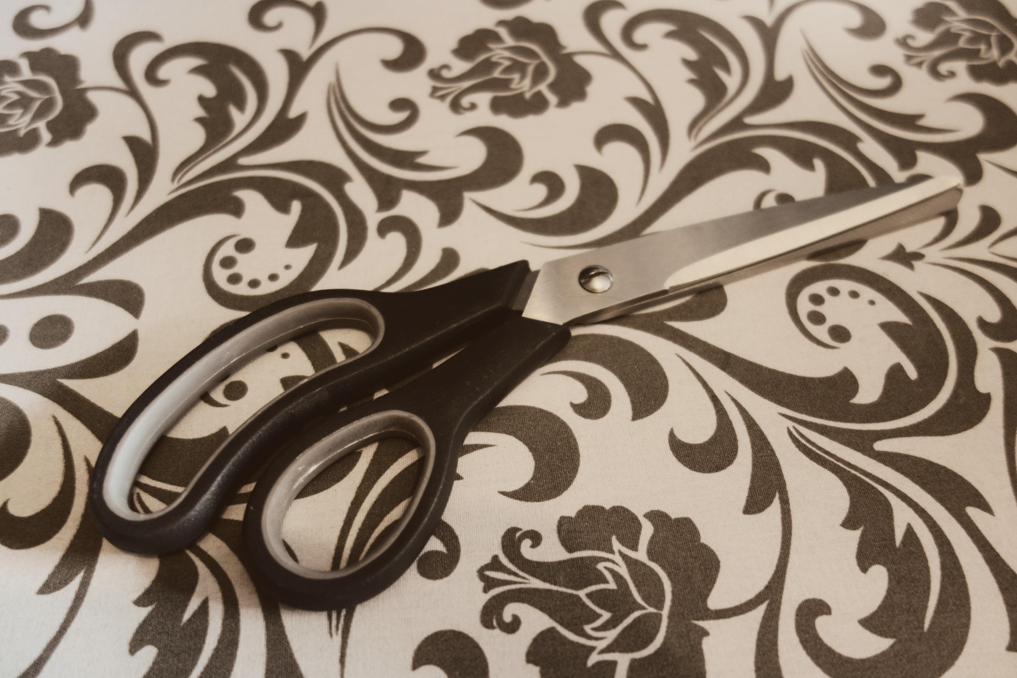 Gambar Alat Pola Coklat Kerajinan Hitam Lingkaran