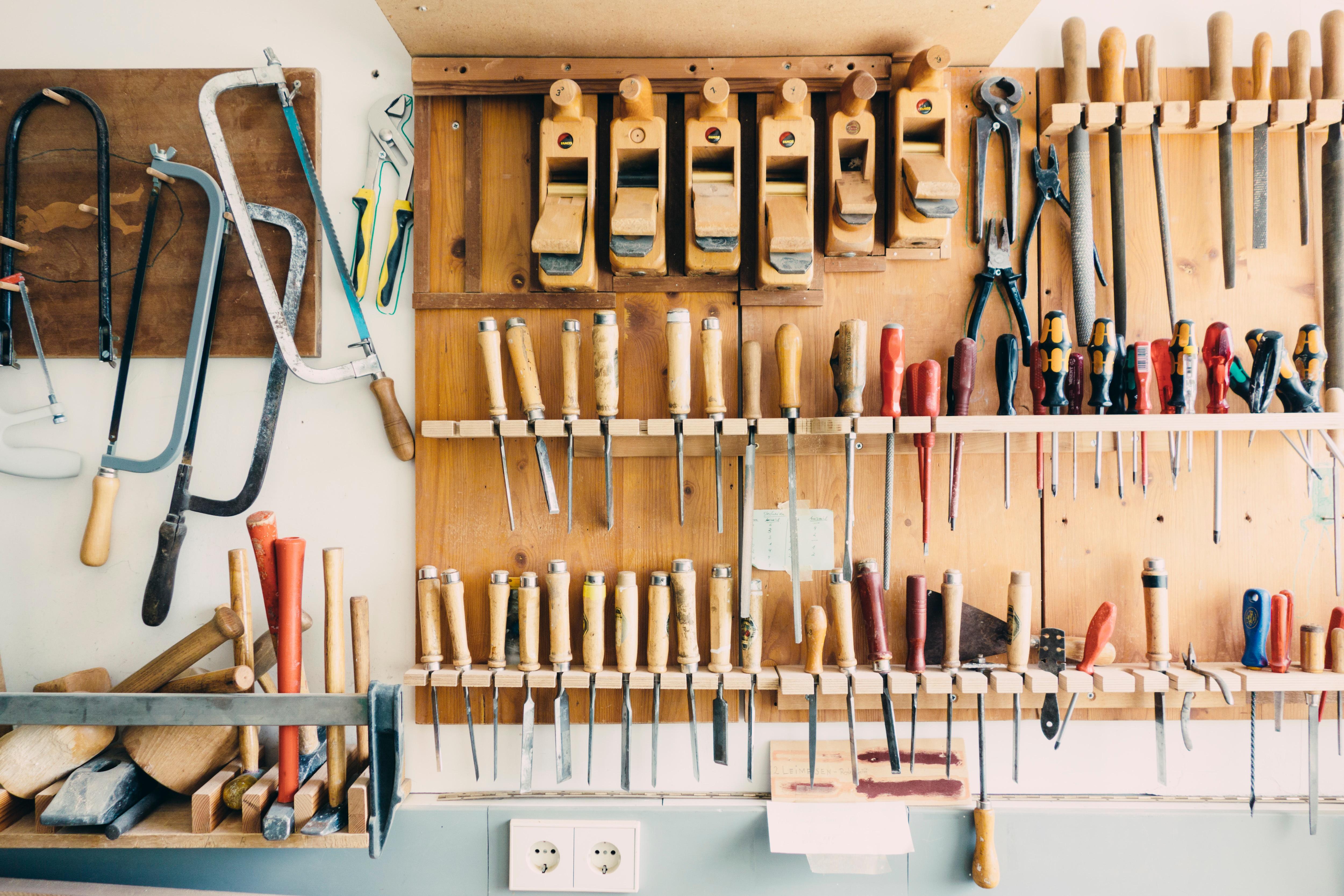 Картинки : инструмент, мастерская, забивать, плоскогубцы, кр.