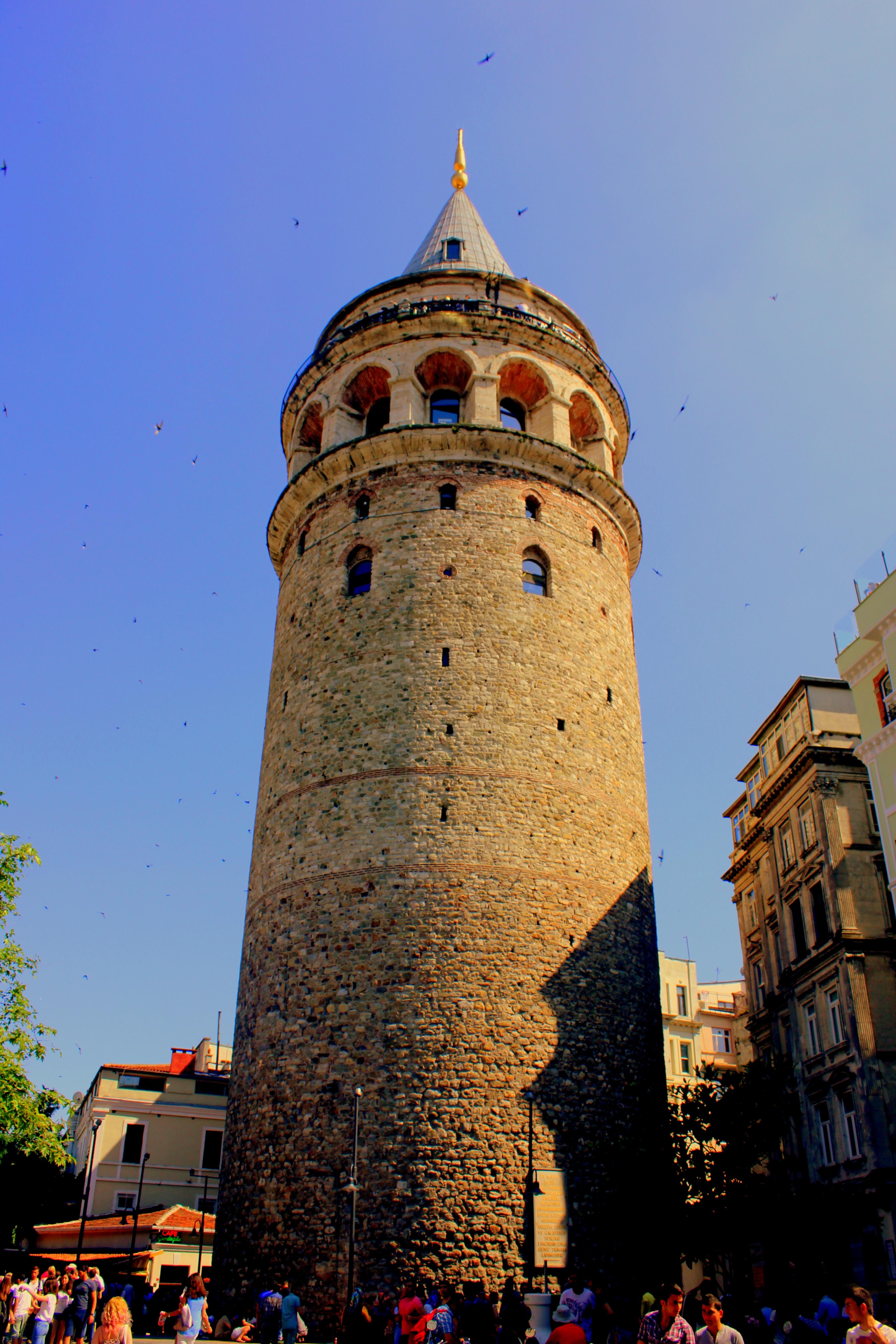 Fra kuppel og minaret fylt skyline fra Istanbul til de romerske ruinene.