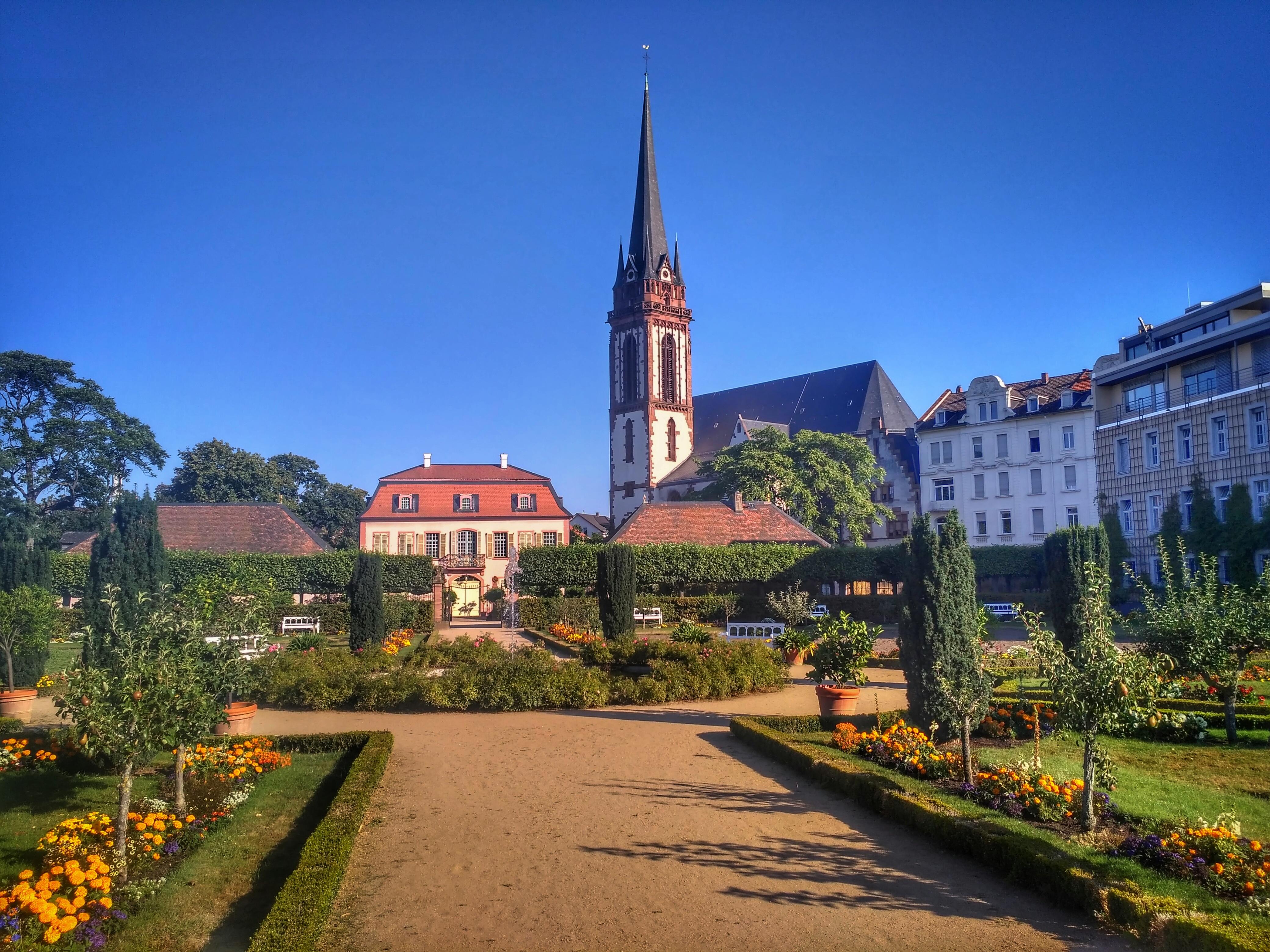 Blooms Darmstadt
