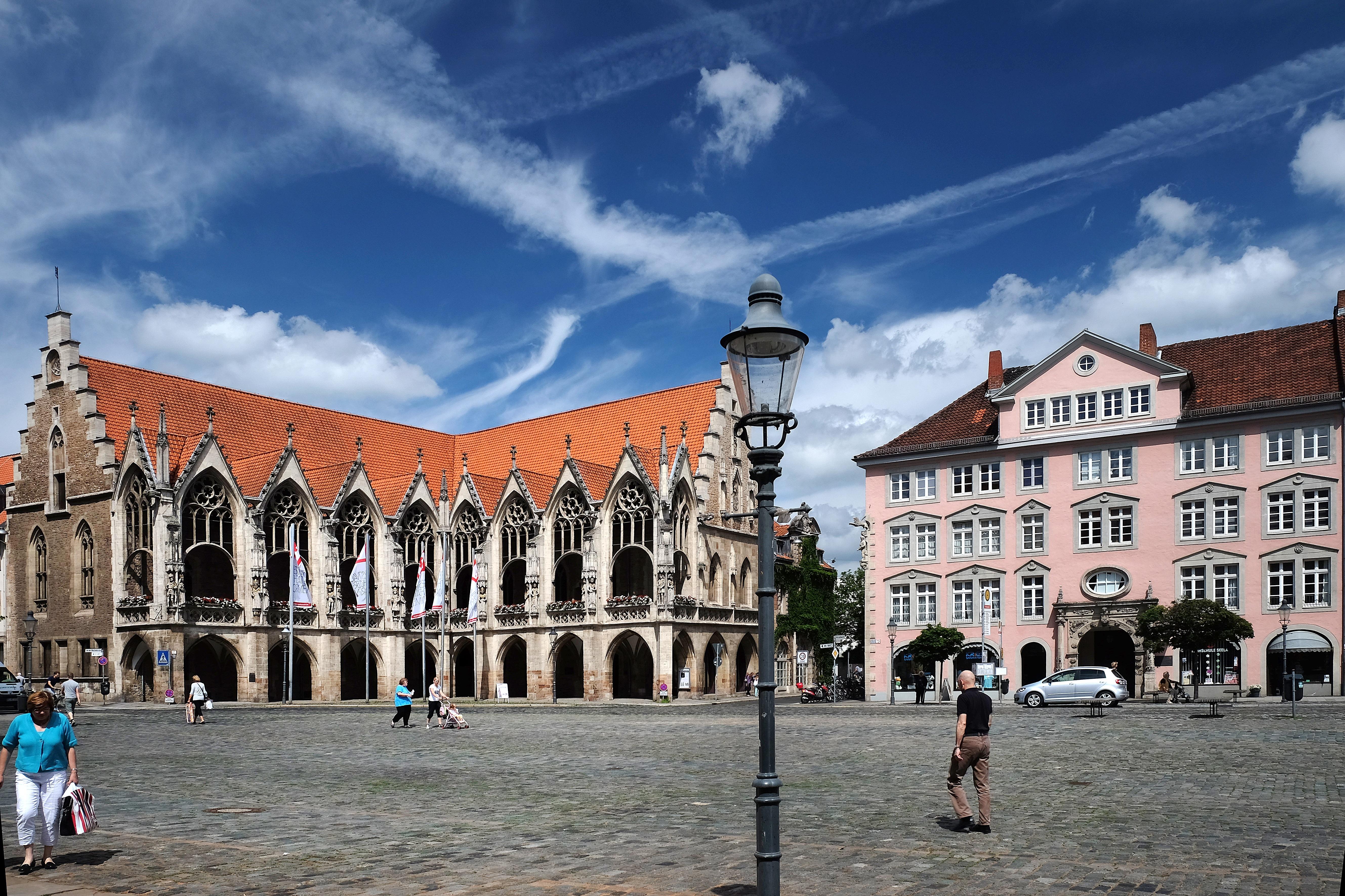 Gambar : istana, Pemandangan kota, pusat kota, tengara ...