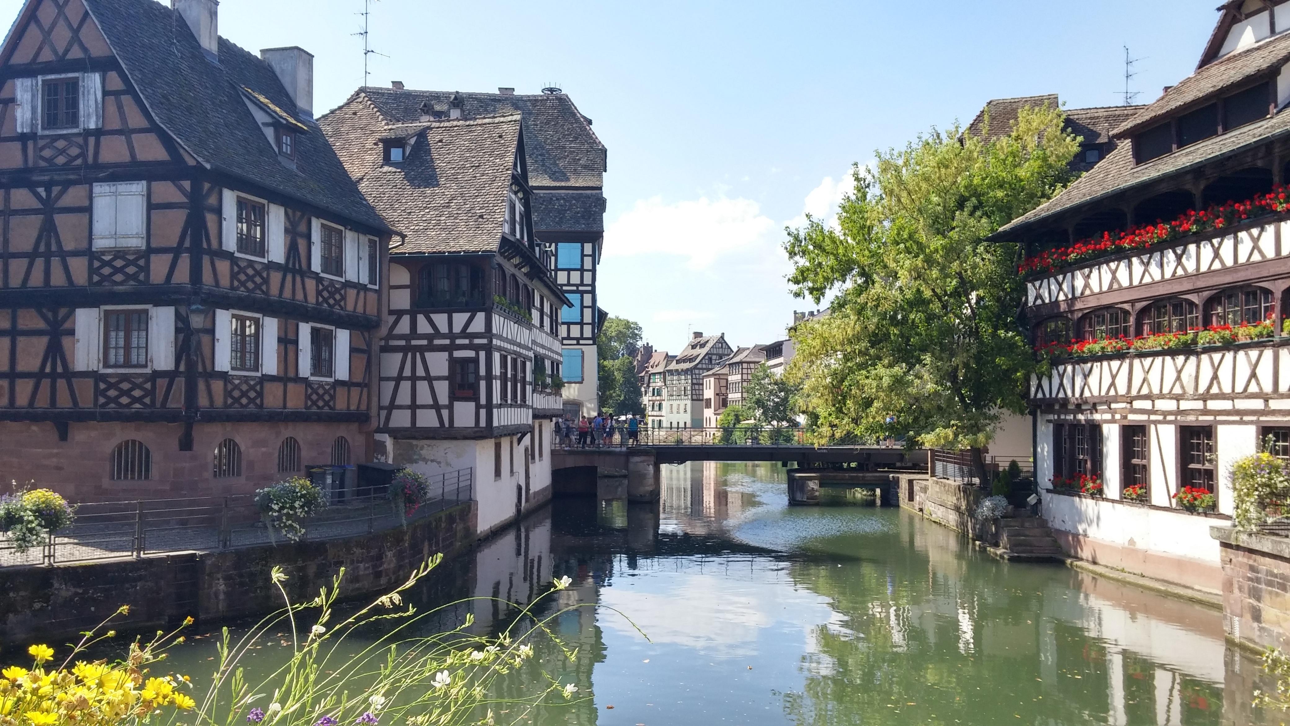 Immobilien Frankreich Elsass : kostenlose foto stadt fluss kanal tourismus ~ Lizthompson.info Haus und Dekorationen