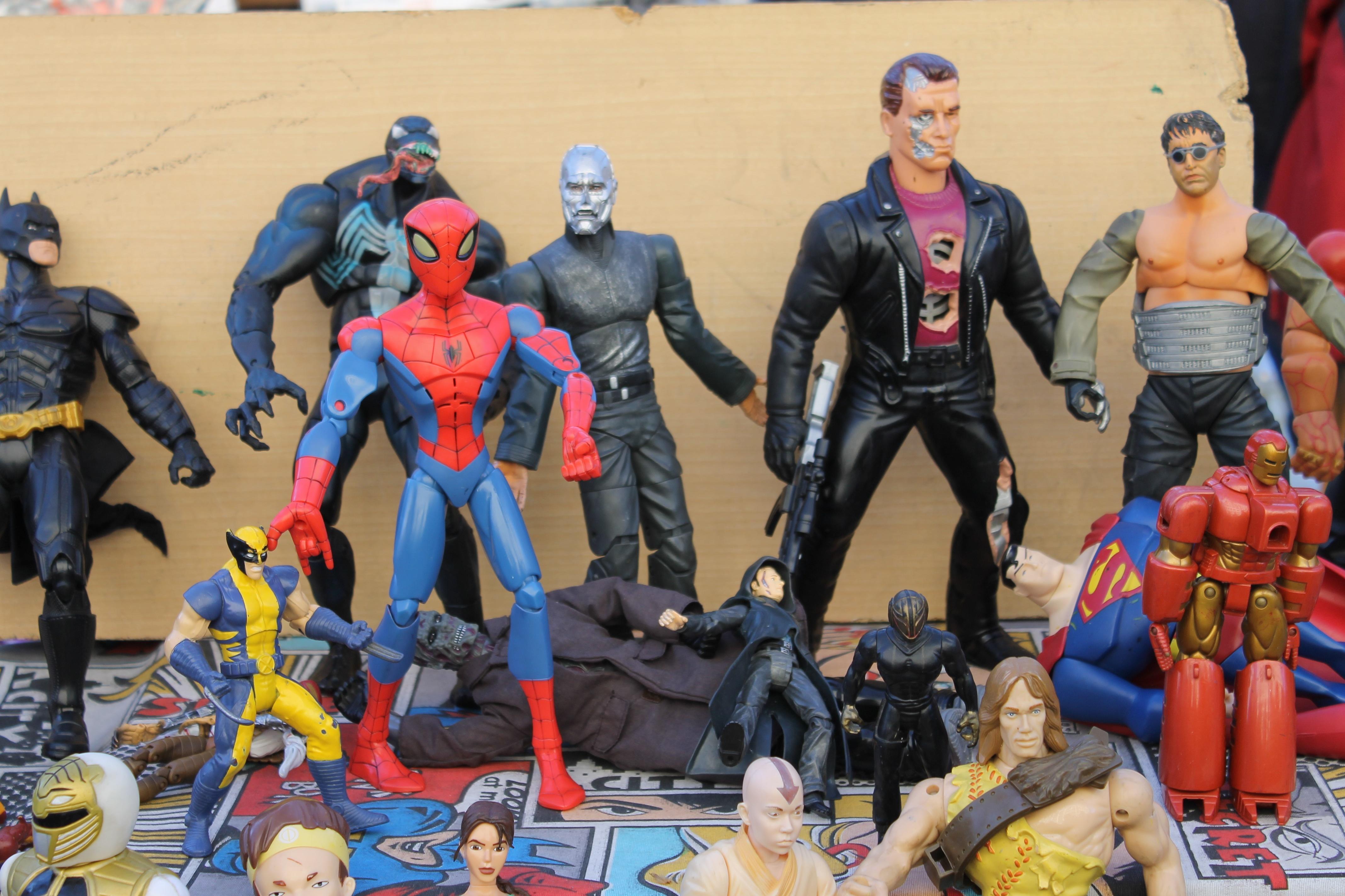 free images   toy  action figure  comics  superhero 4272x2848 - - 54726 - free stock photos