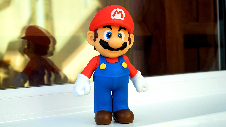Gambar Mainan Video Arca Menghibur Action Figure Karakter