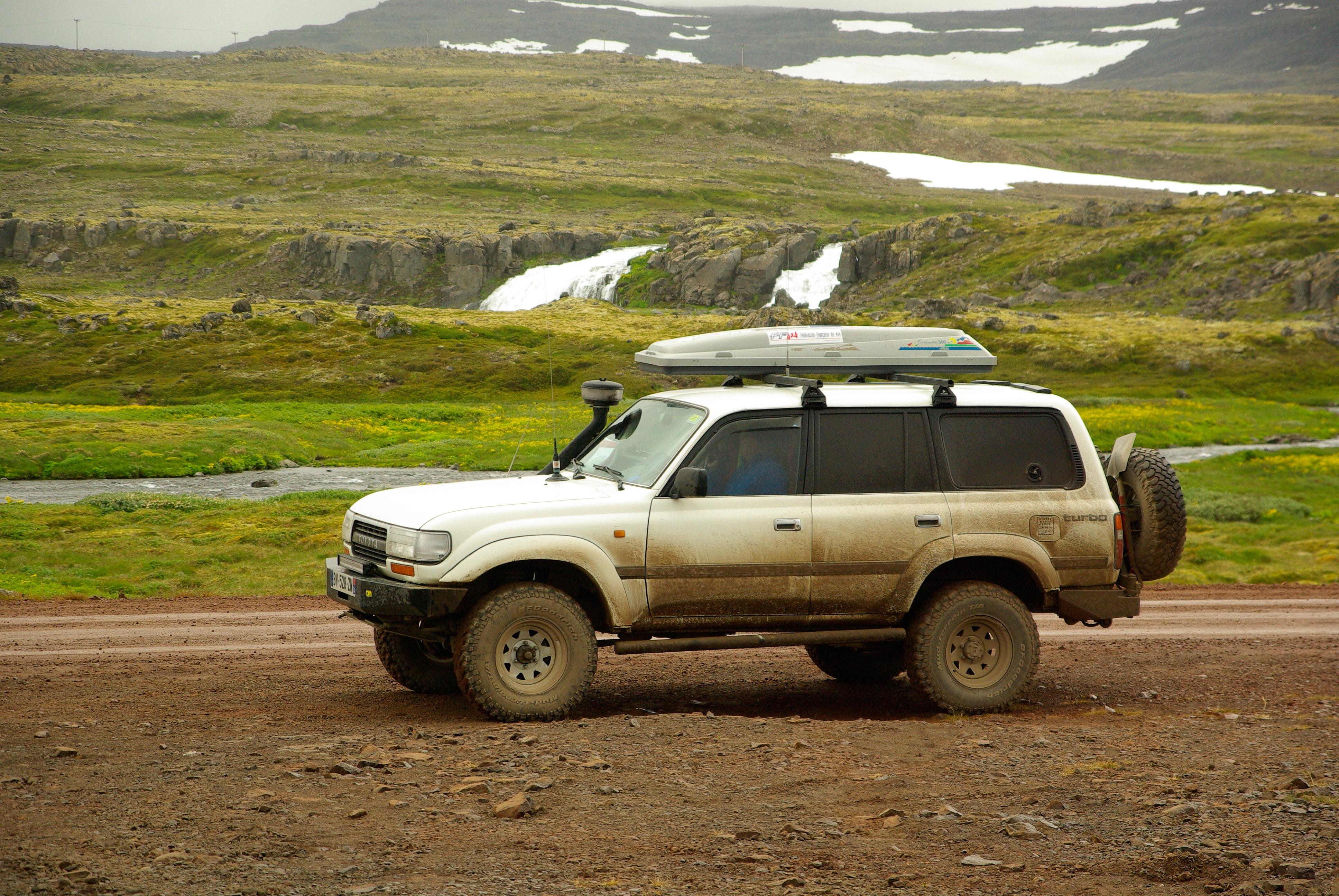 Fotos Gratis Pista Coche Aventuras Veh 237 Culo Islandia