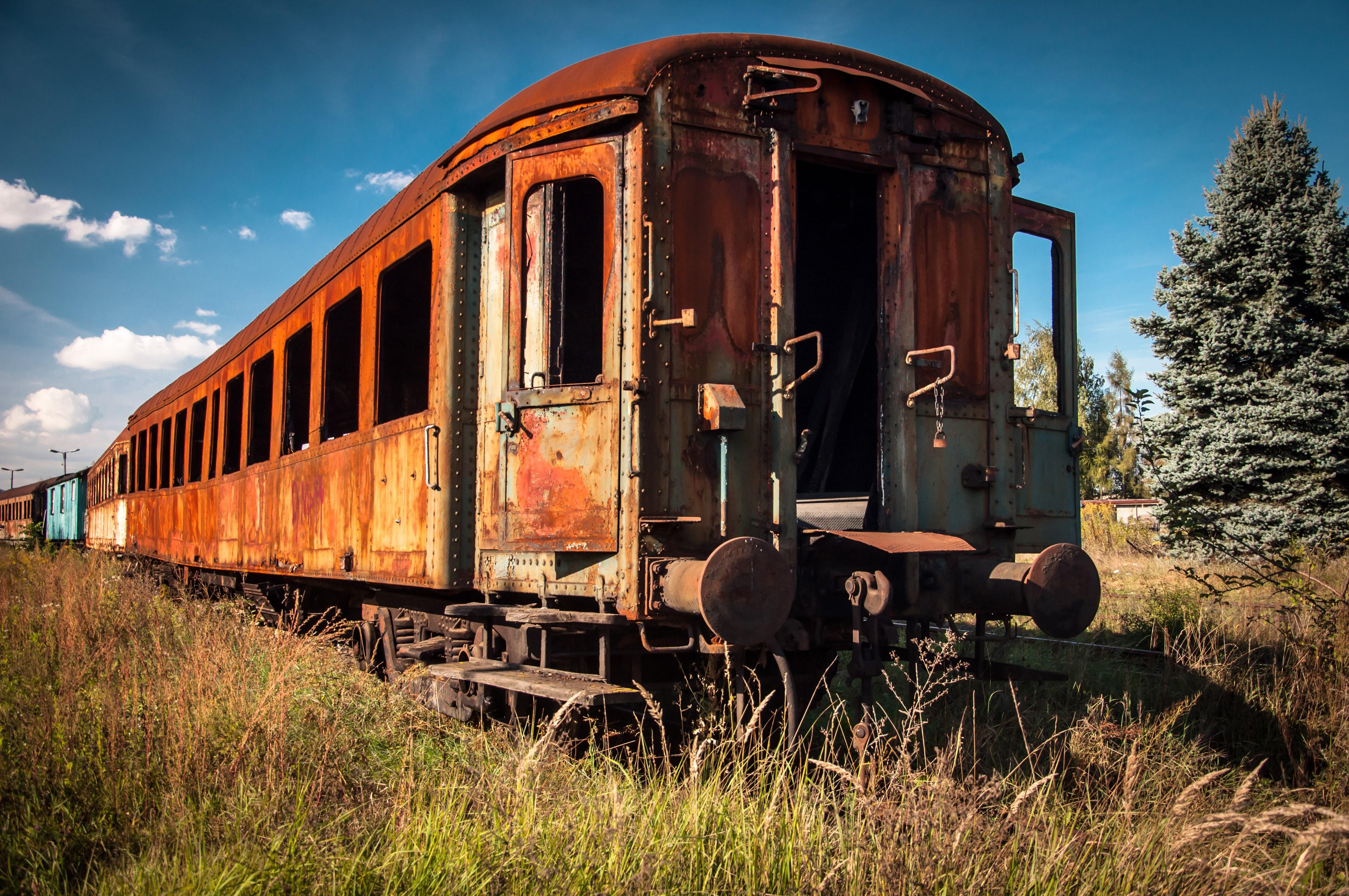 images gratuites piste chemin de fer voiture vieux train v hicule cimeti re locomotive. Black Bedroom Furniture Sets. Home Design Ideas