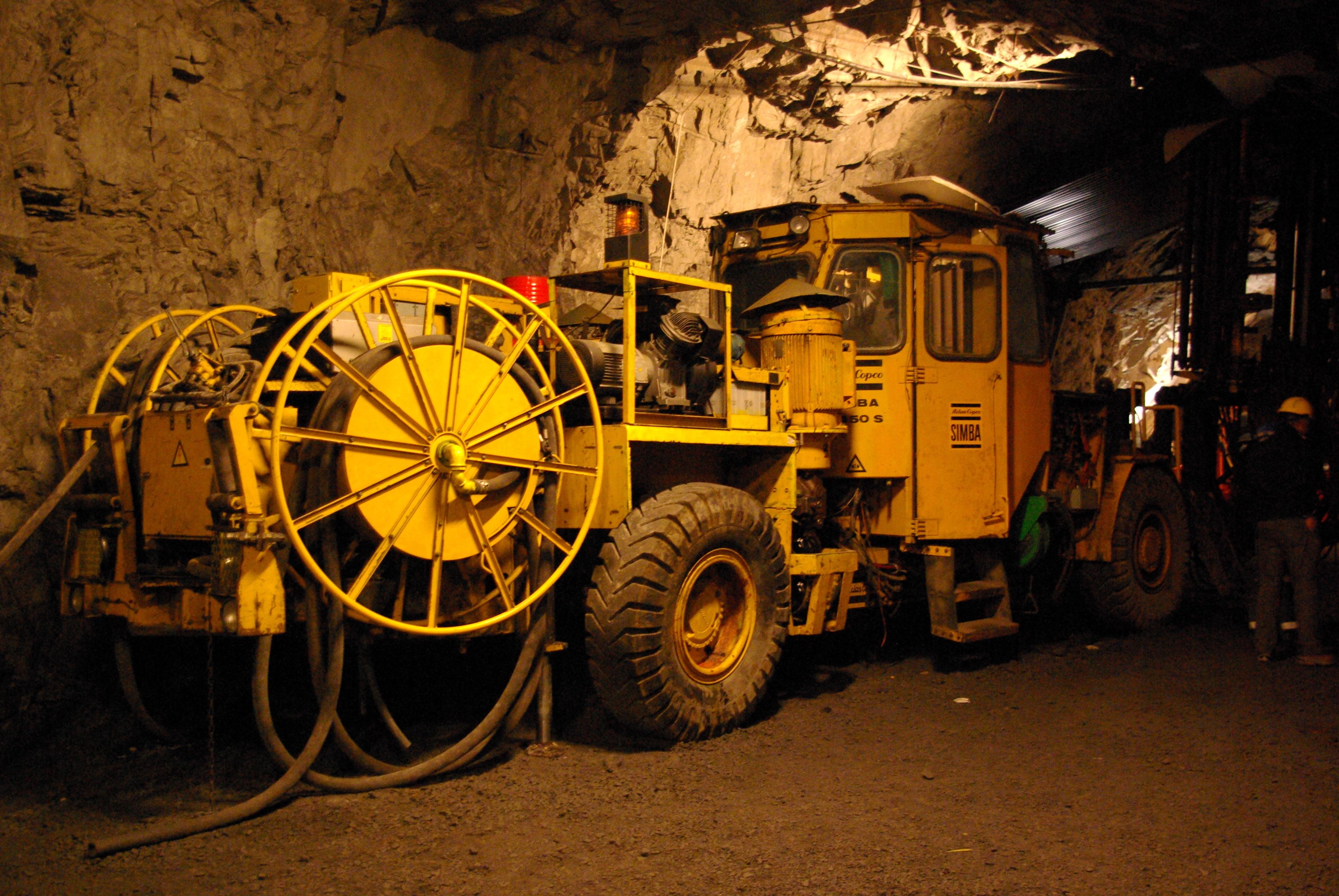что картинки шахтовой техники определиться какой период