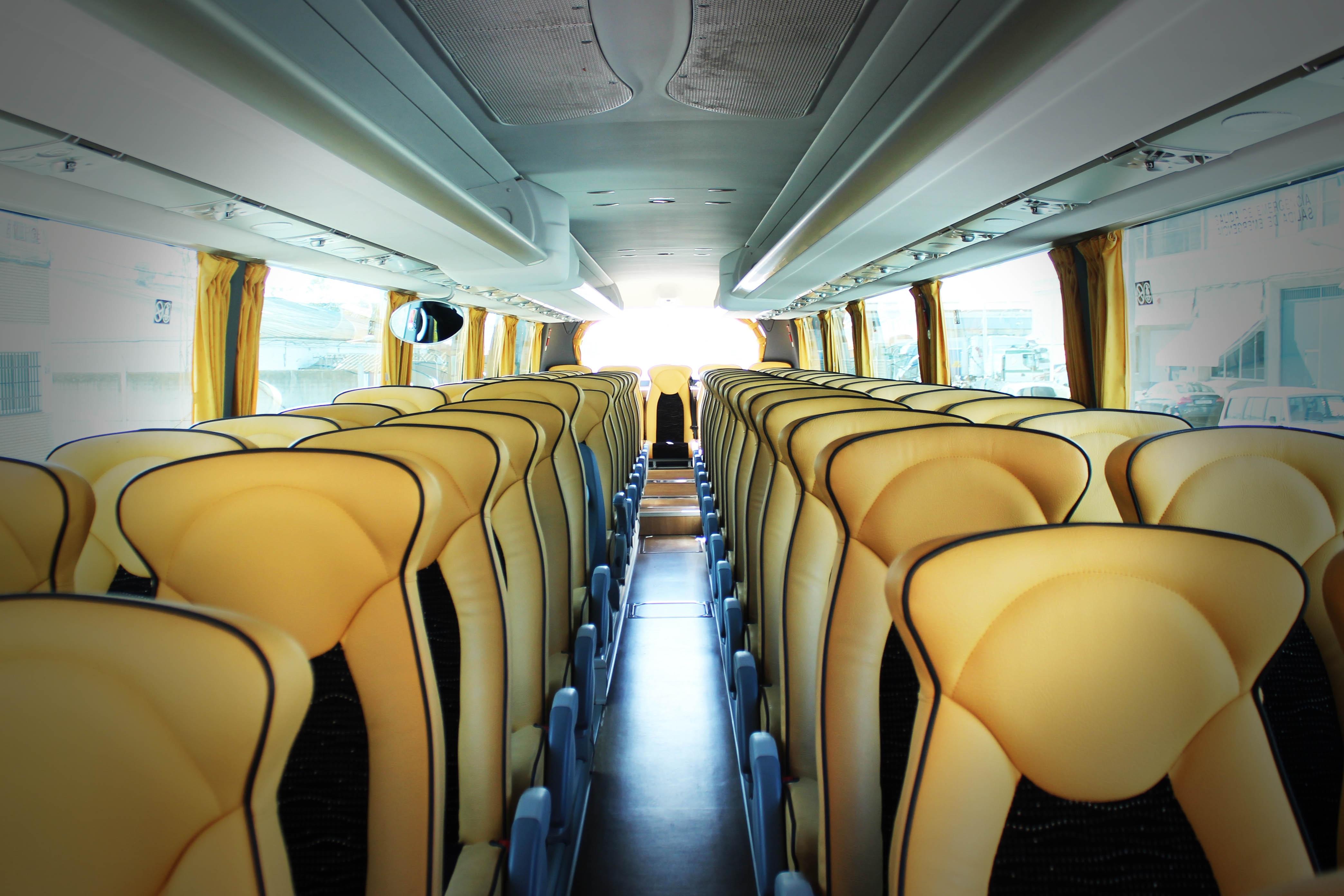 Автобус изнутри картинка предложенными вариантами