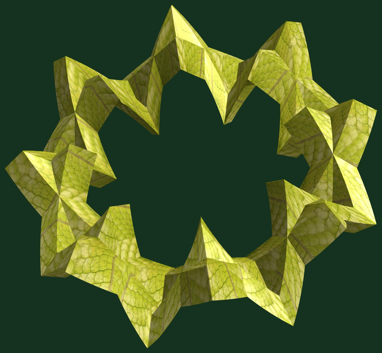 62 Gambar Abstrak Origami Kekinian