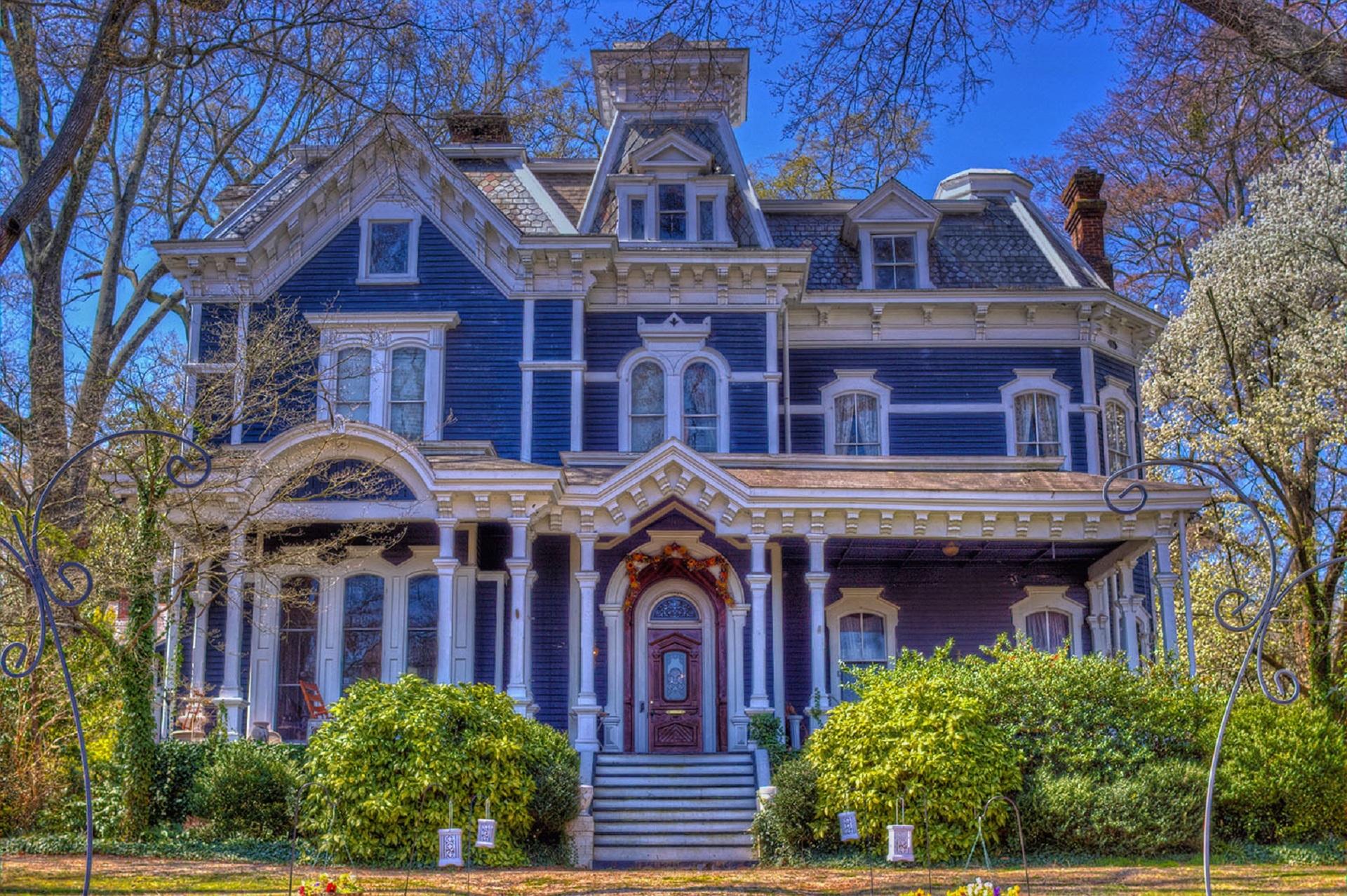 Historic homes georgia usa homemade ftempo for Breland homes website
