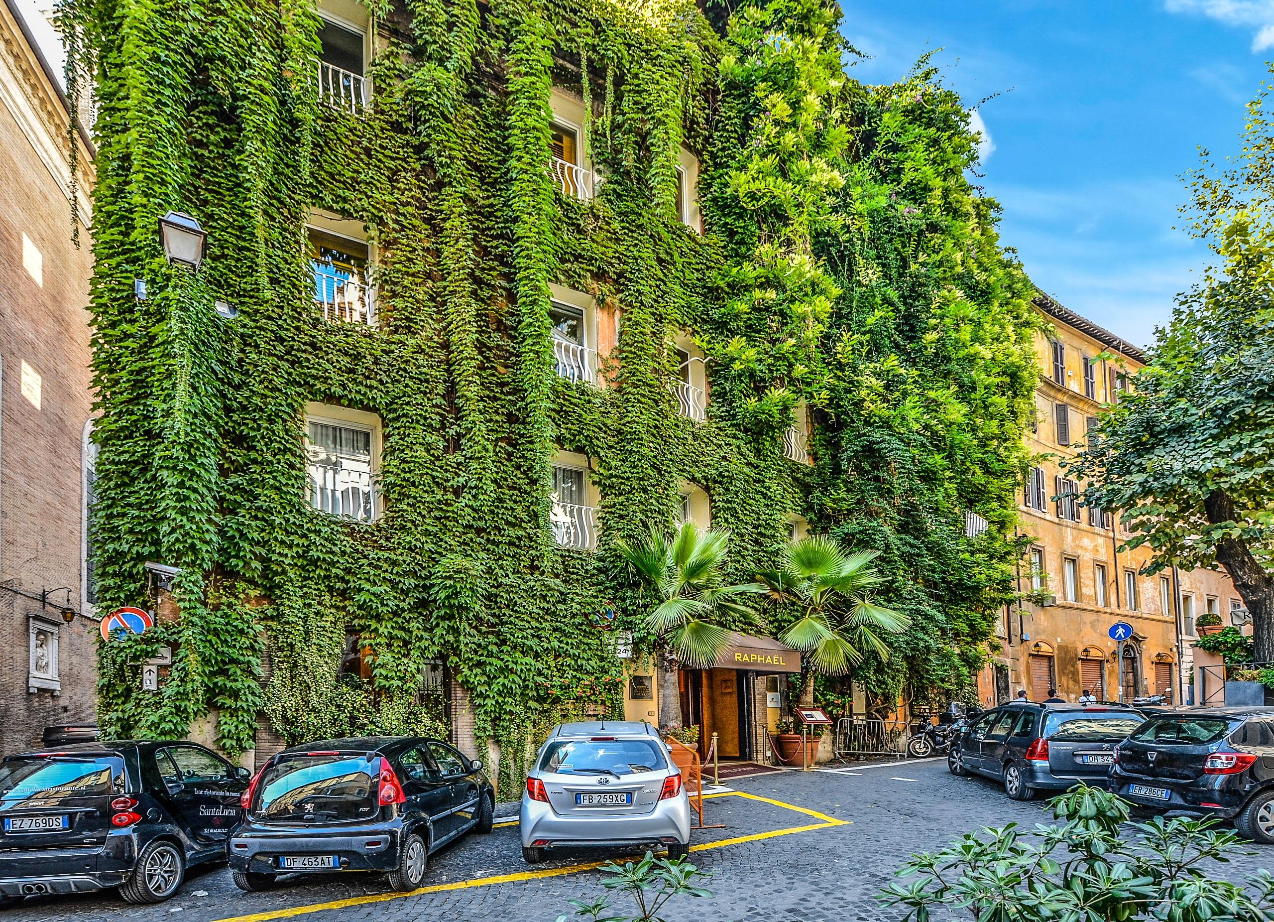 Images gratuites arbre architecture plante vigne for Appart hotel urban lodge chaudfontaine