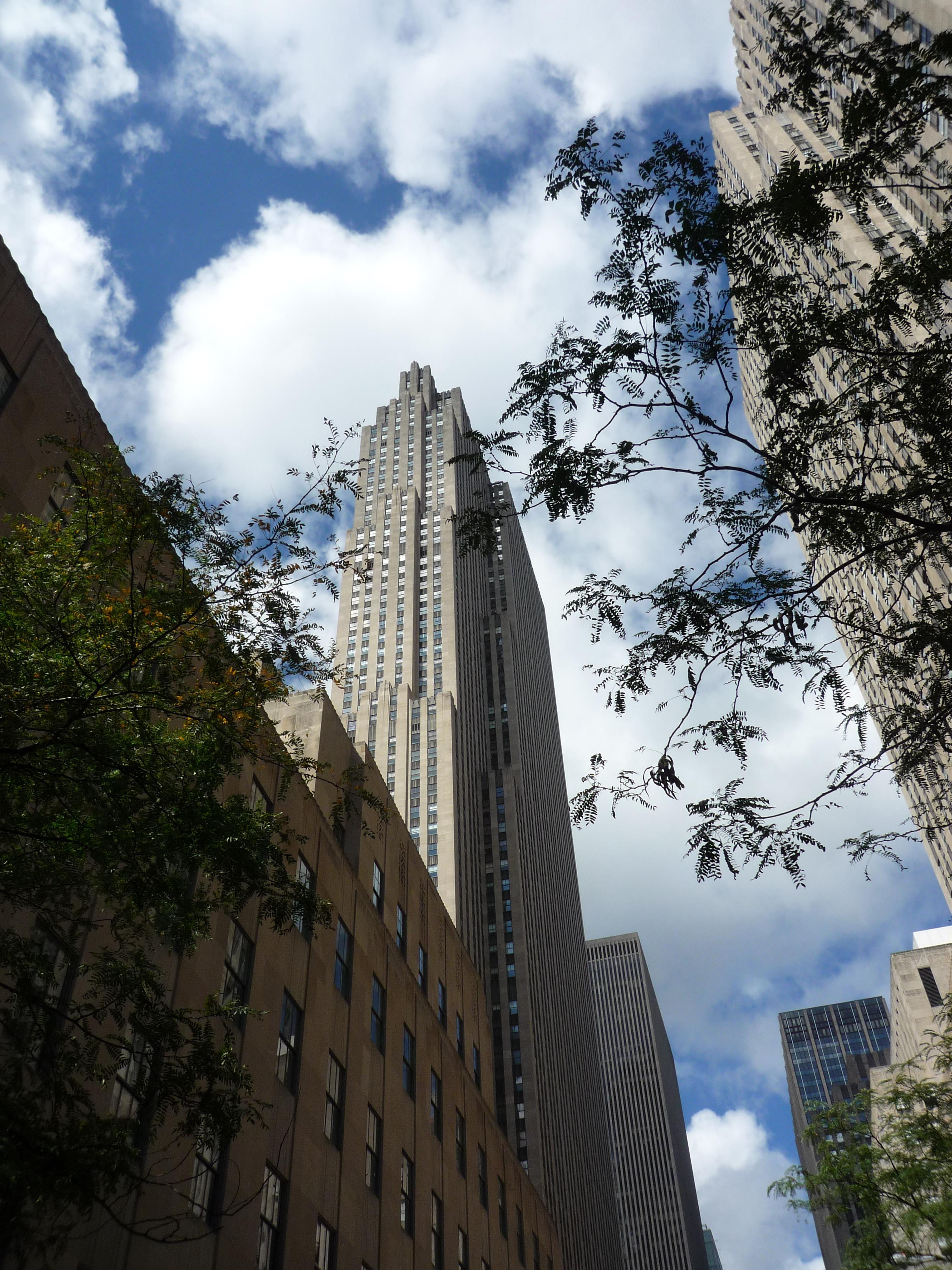 cielo rascacielos nueva york nueva york paisaje urbano centro de la ciudad torre estados unidos punto de referencia turismo bloque de pisos