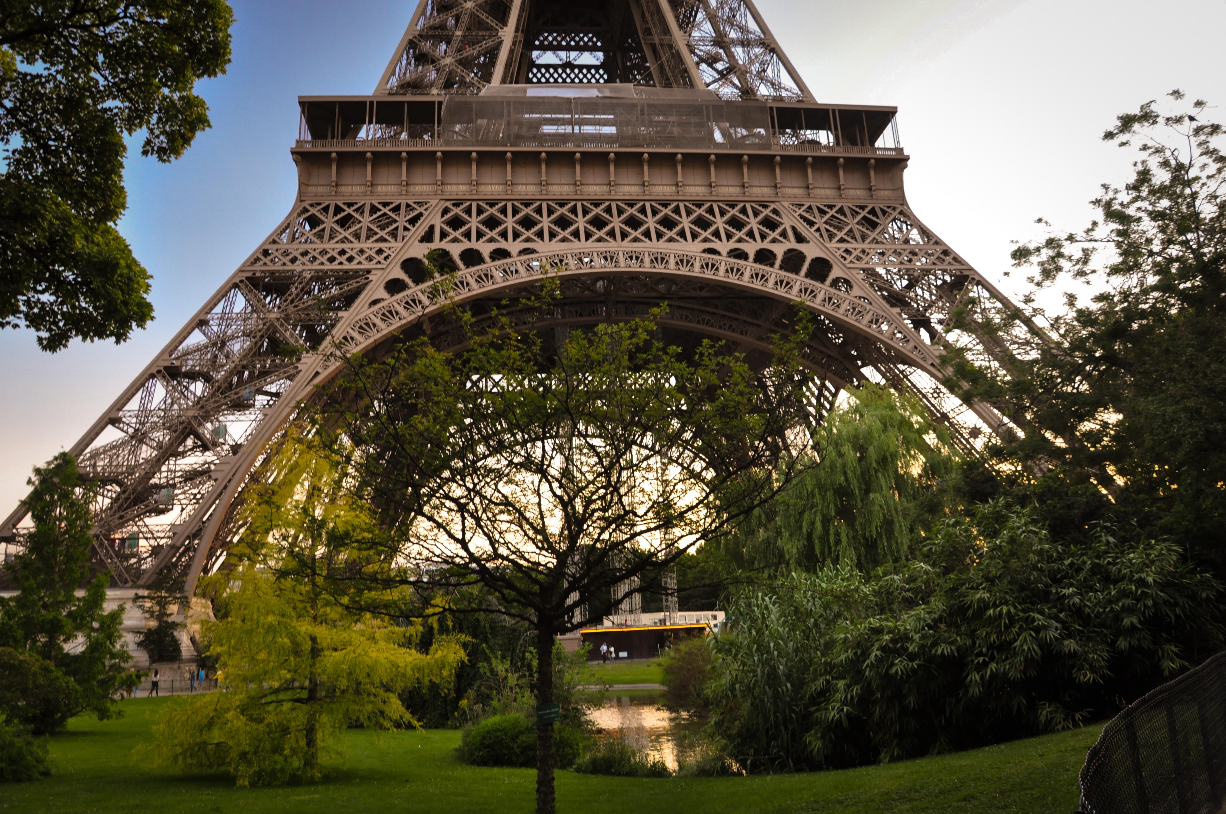 смотреть фото эйфелевой башни